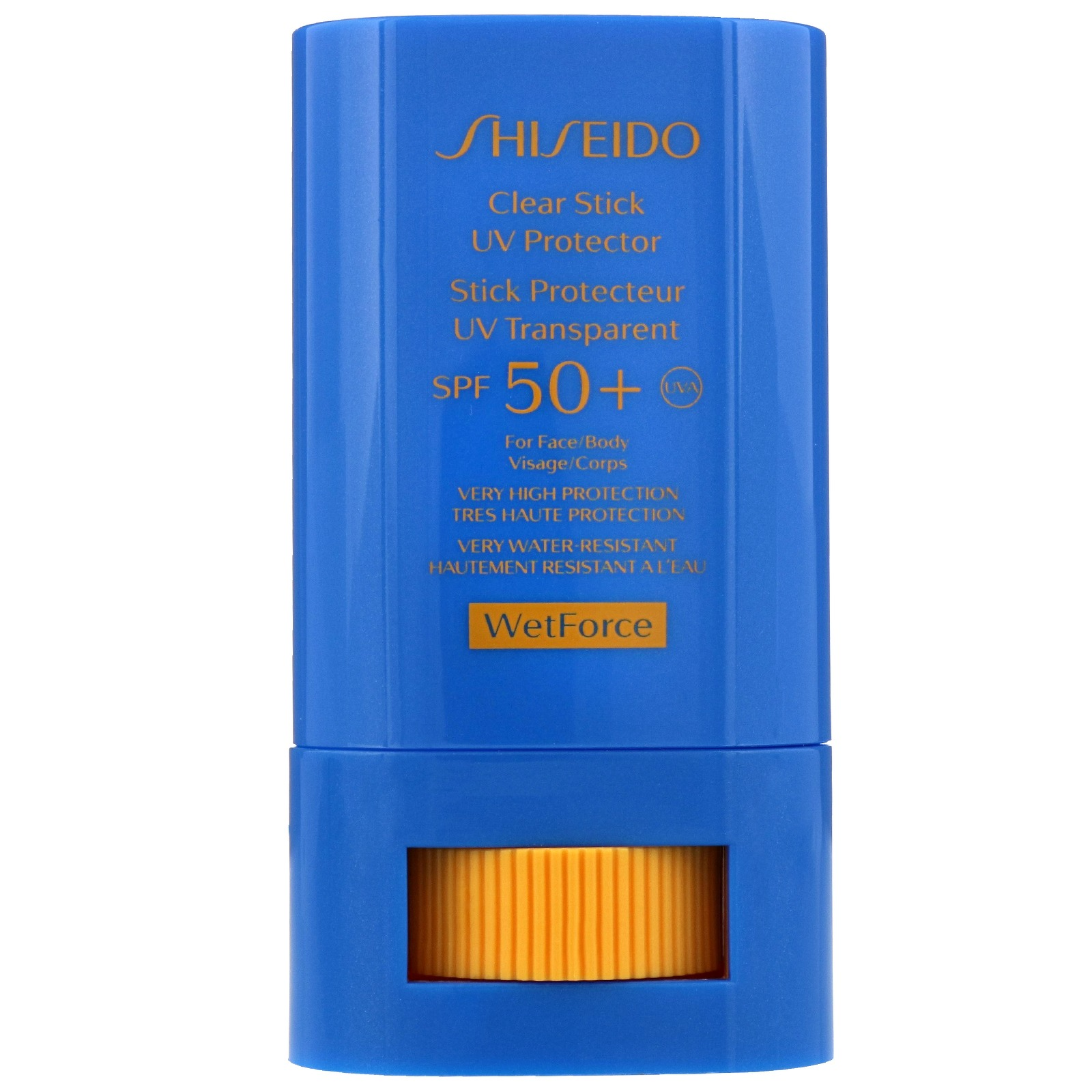 Shiseido Sun Care Clear Stick Sun Protection SPF50+ 15g / 0.52 oz.