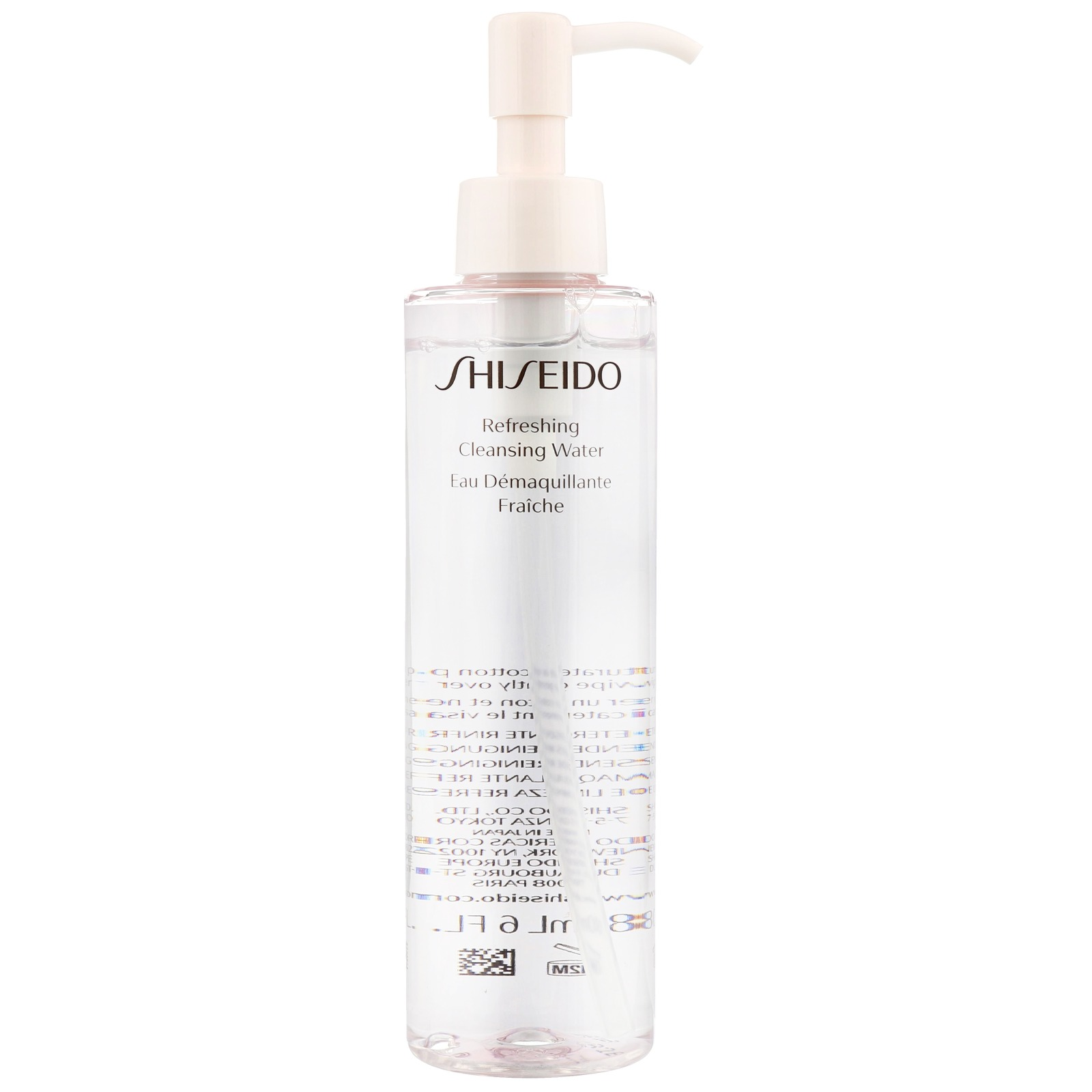 Shiseido Essentials Refreshing Cleansing Water 180ml / 6 fl.oz.