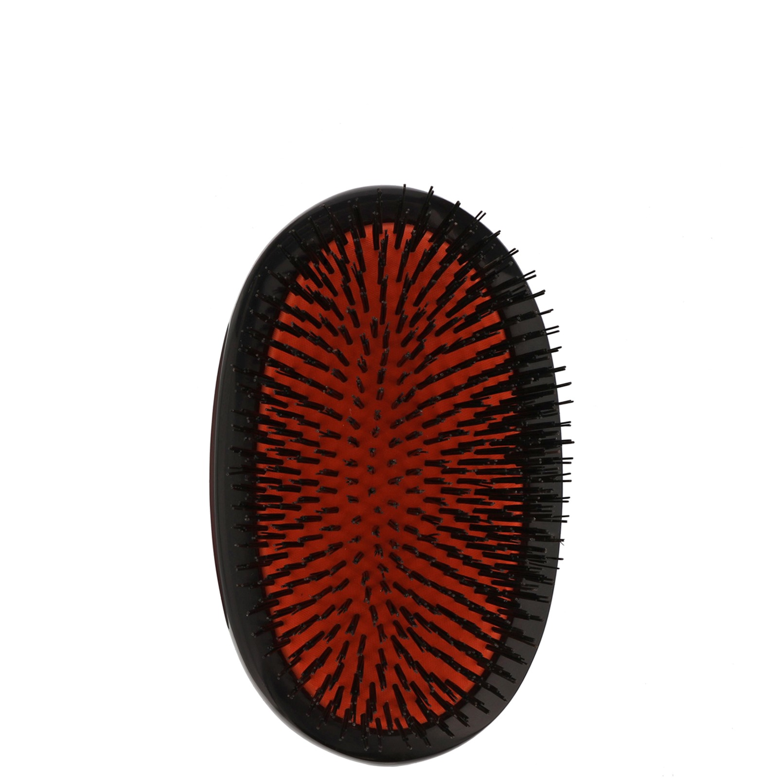 Mason Pearson Pure Boar Bristle Large Extra Military Brush Dark Ruby B1M