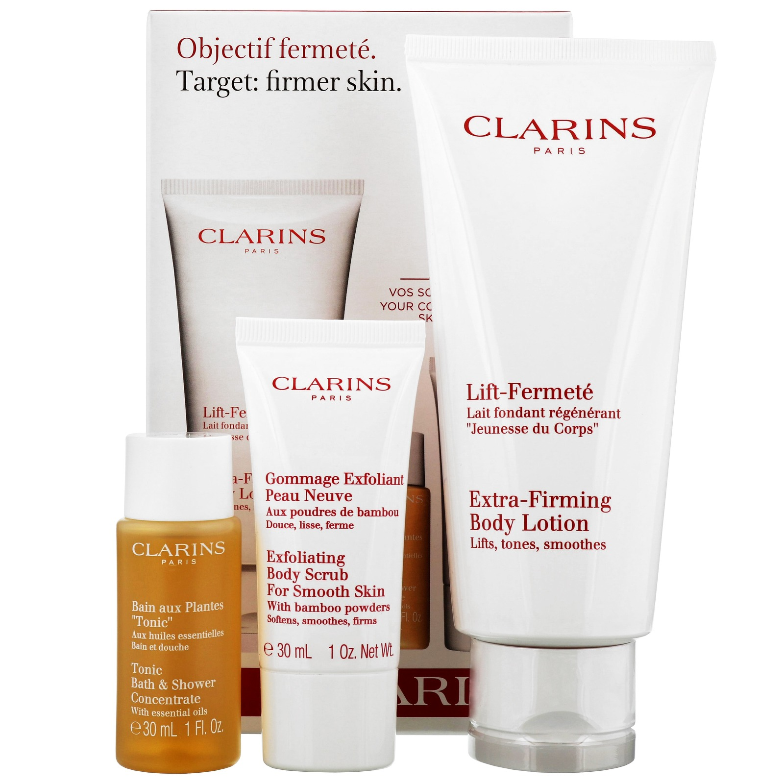 Nye Clarins Gifts & Sets Extra-Firming Body Lotion 200ml Set - Gifts LV-13