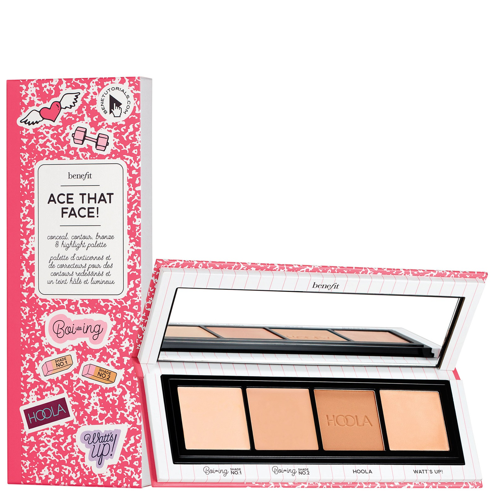 benefit Makeup Kits Ace That Face!