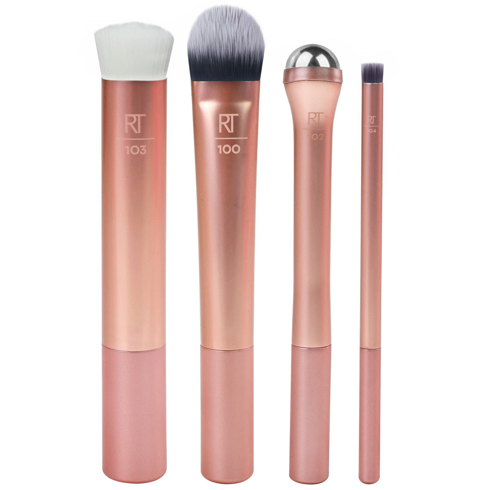 Real Techniques Gifts and Sets Prep + Prime Pre-makeup Brushes