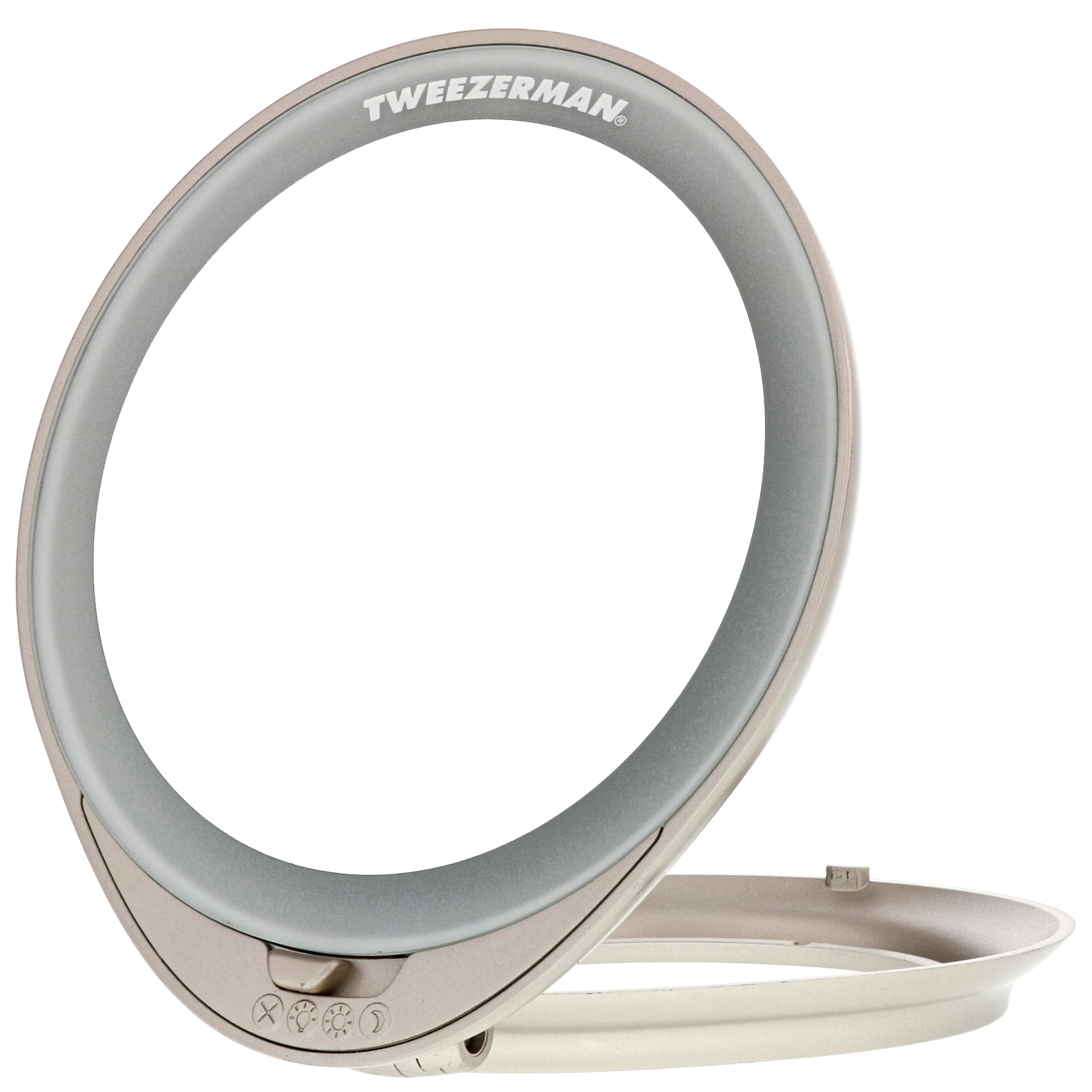 Tweezerman Face Adjustable Lighted Mirror