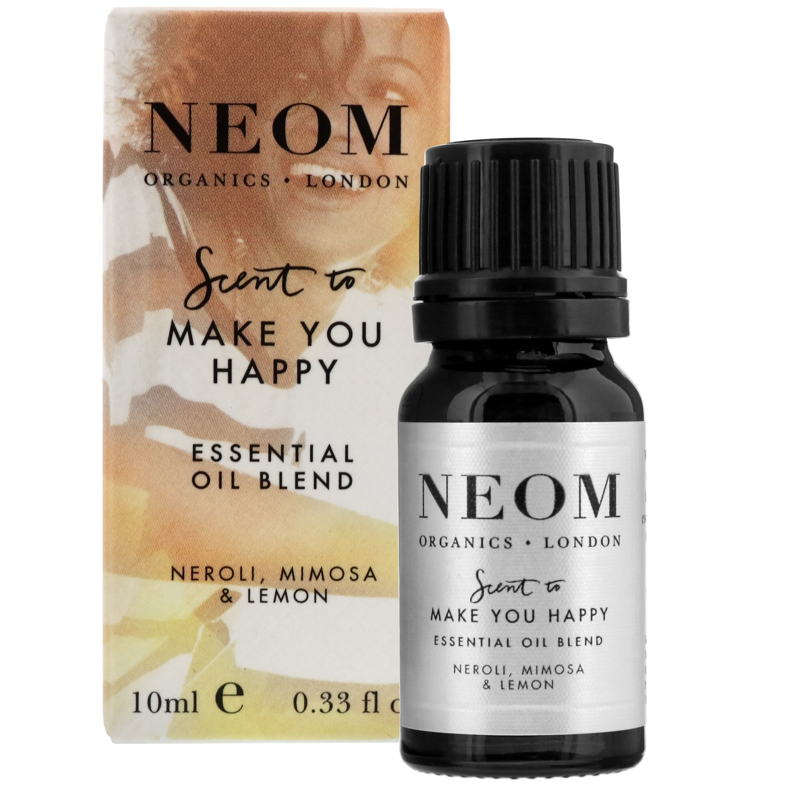 Neom Organics London Scent To Make You Happy Essential Oil Blend 10ml