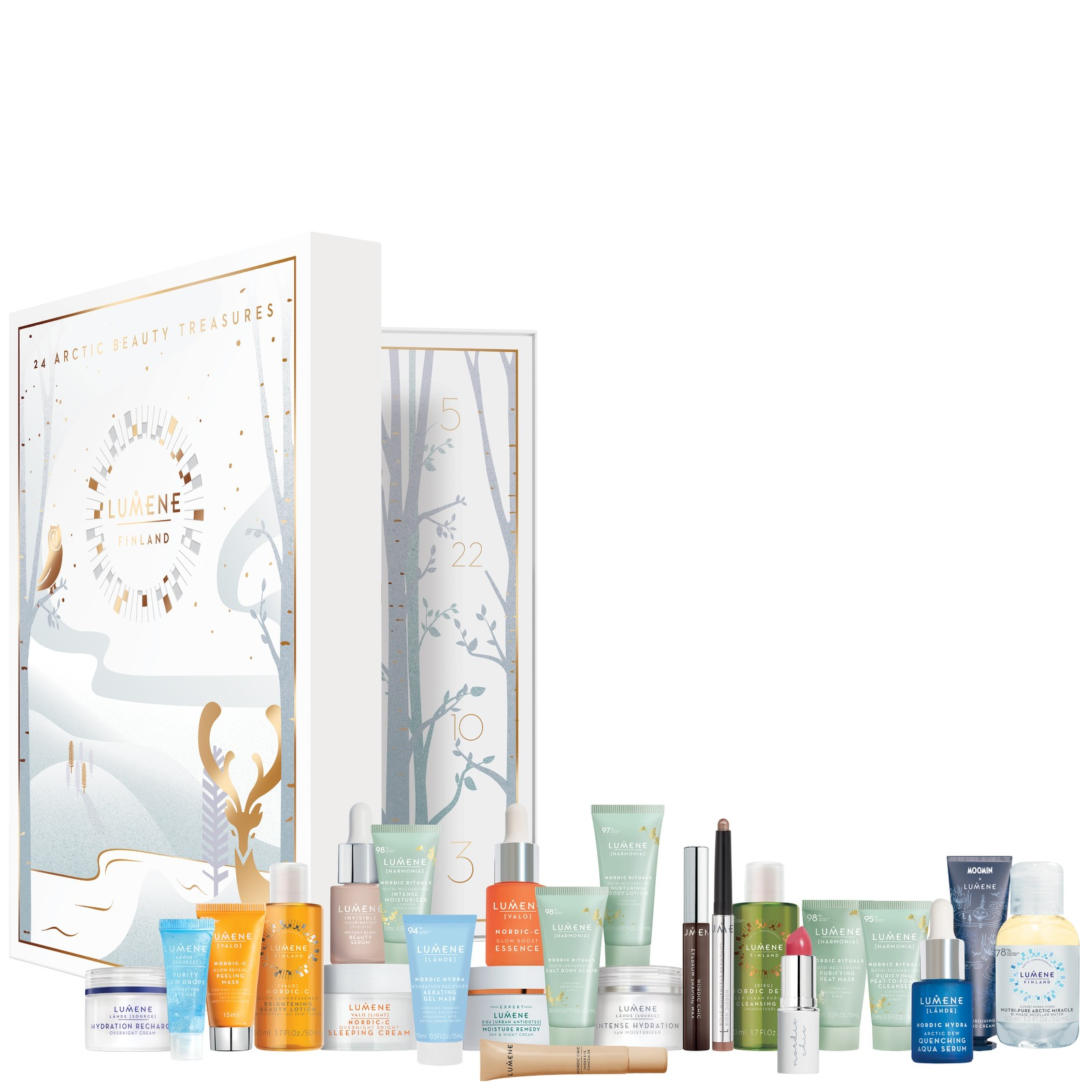Lumene Beauty Christmas Advent Calendar