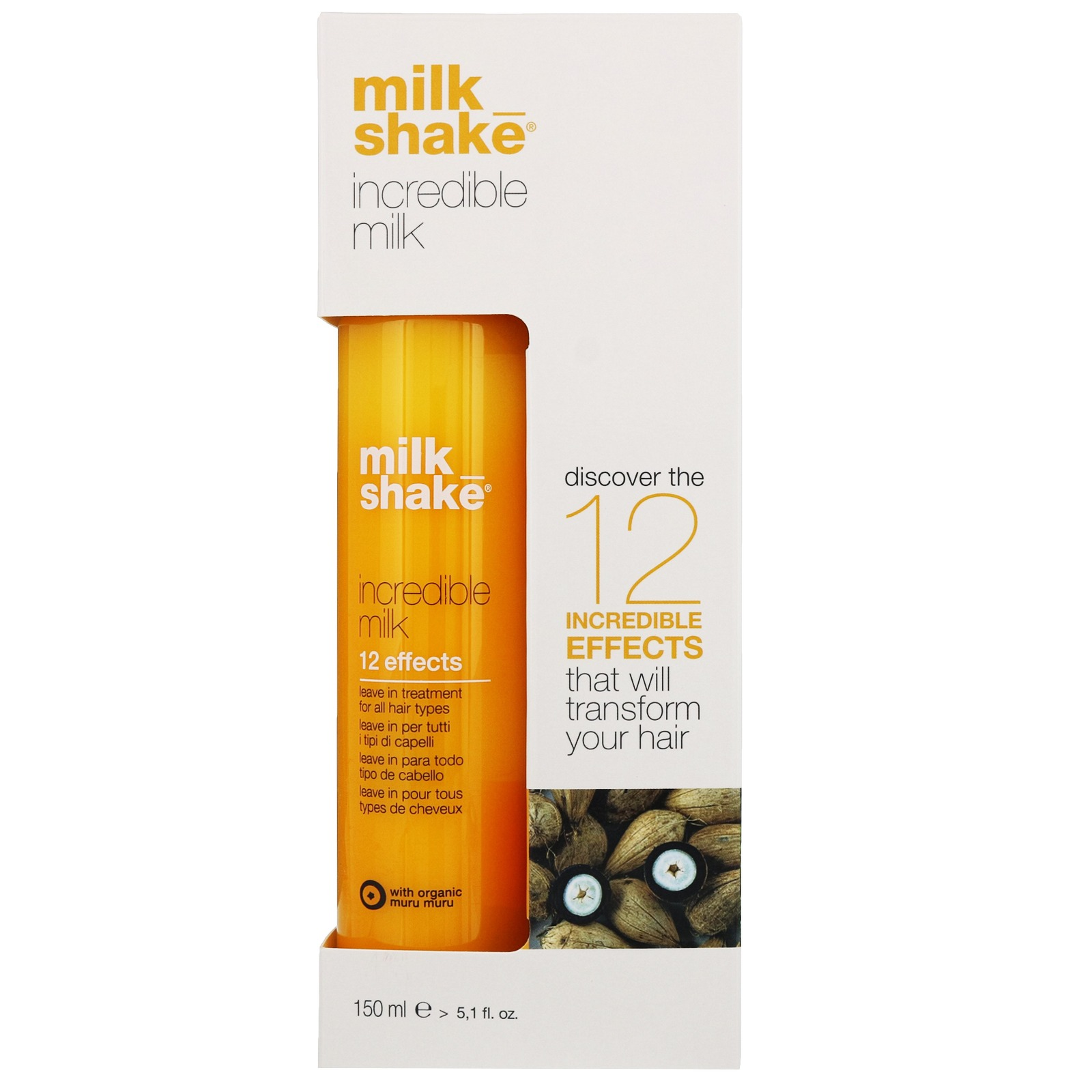 milk_shake Conditioner Leave-In Incredible Milk 150ml
