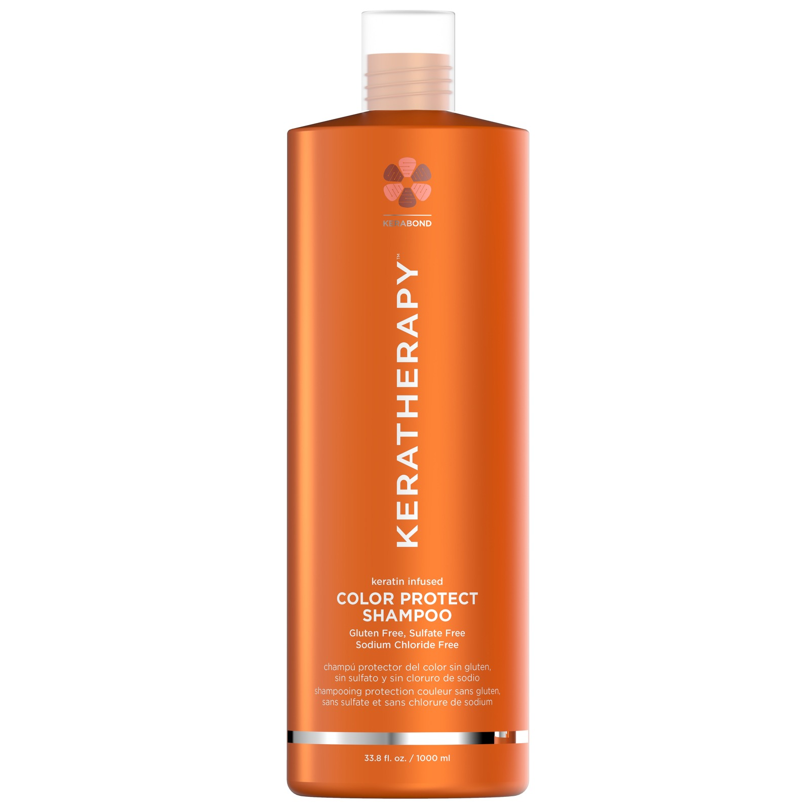 Keratherapy Keratin Infused Color Protect Gluten Free Shampoo 1000ml