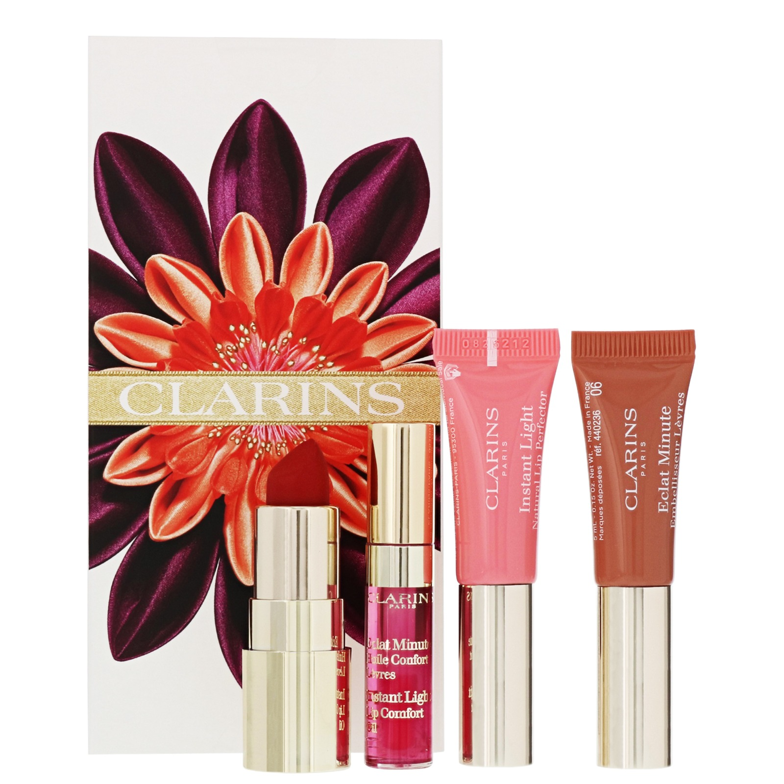 Clarins Gifts & Sets Love Your Lips Collection (Worth £32.00)