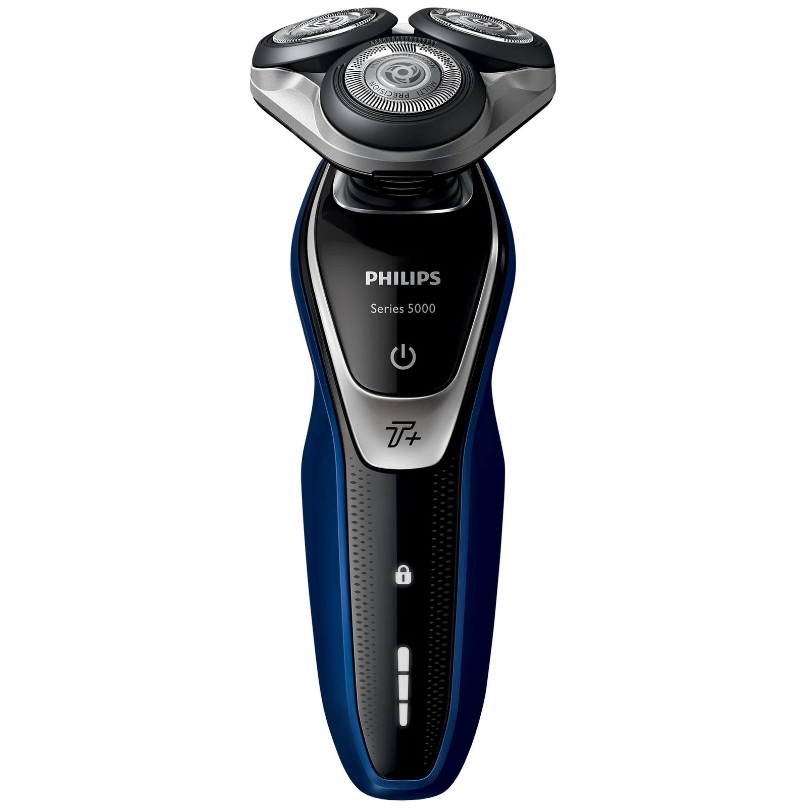 Philips Face Shavers Shaver Series 5000 Wet & Dry Electric Shaver With SmartClean S5572/10