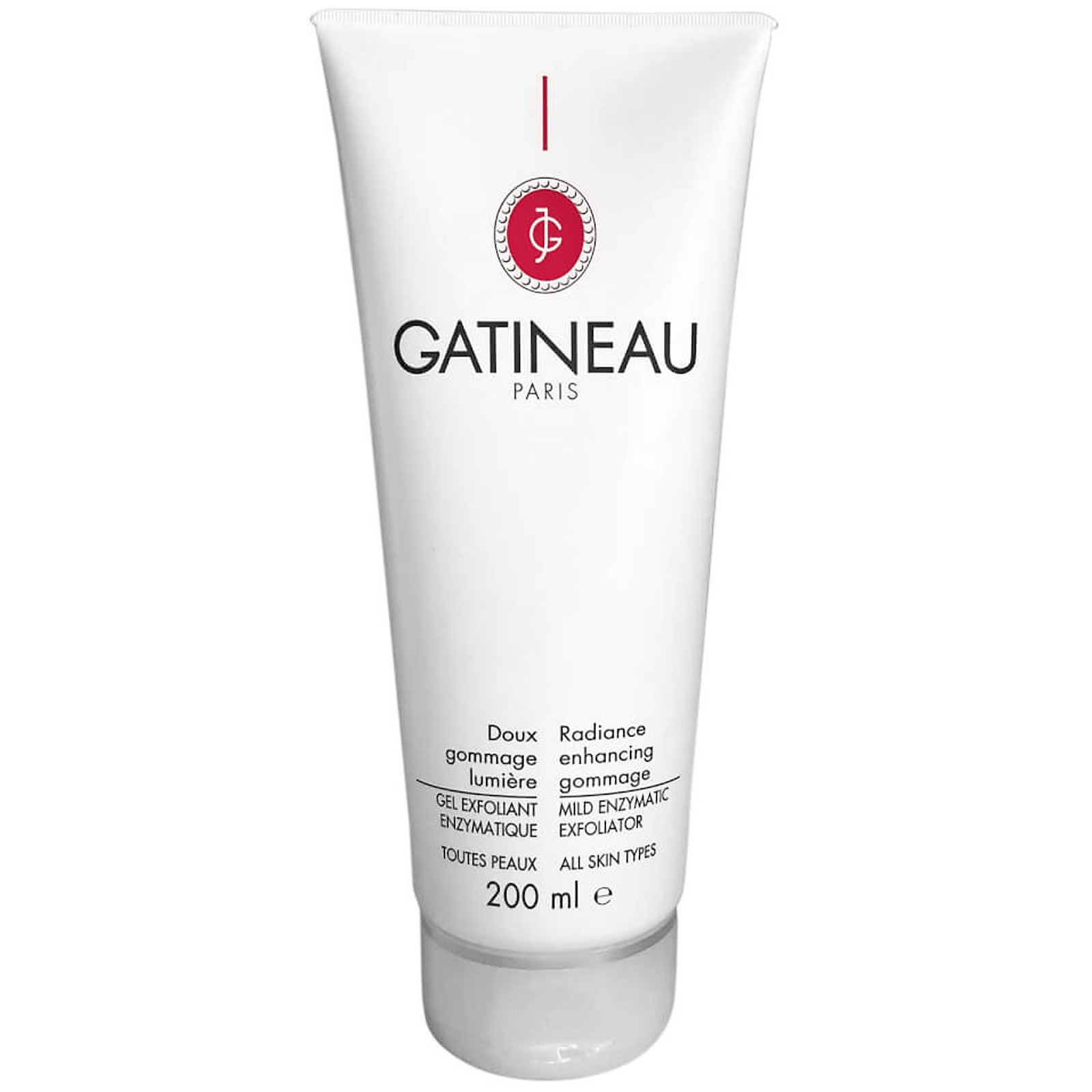 Gatineau Essentials Supersize Radiance Enhancing Gommage: Mild Enzymatic Exfoliator 200ml