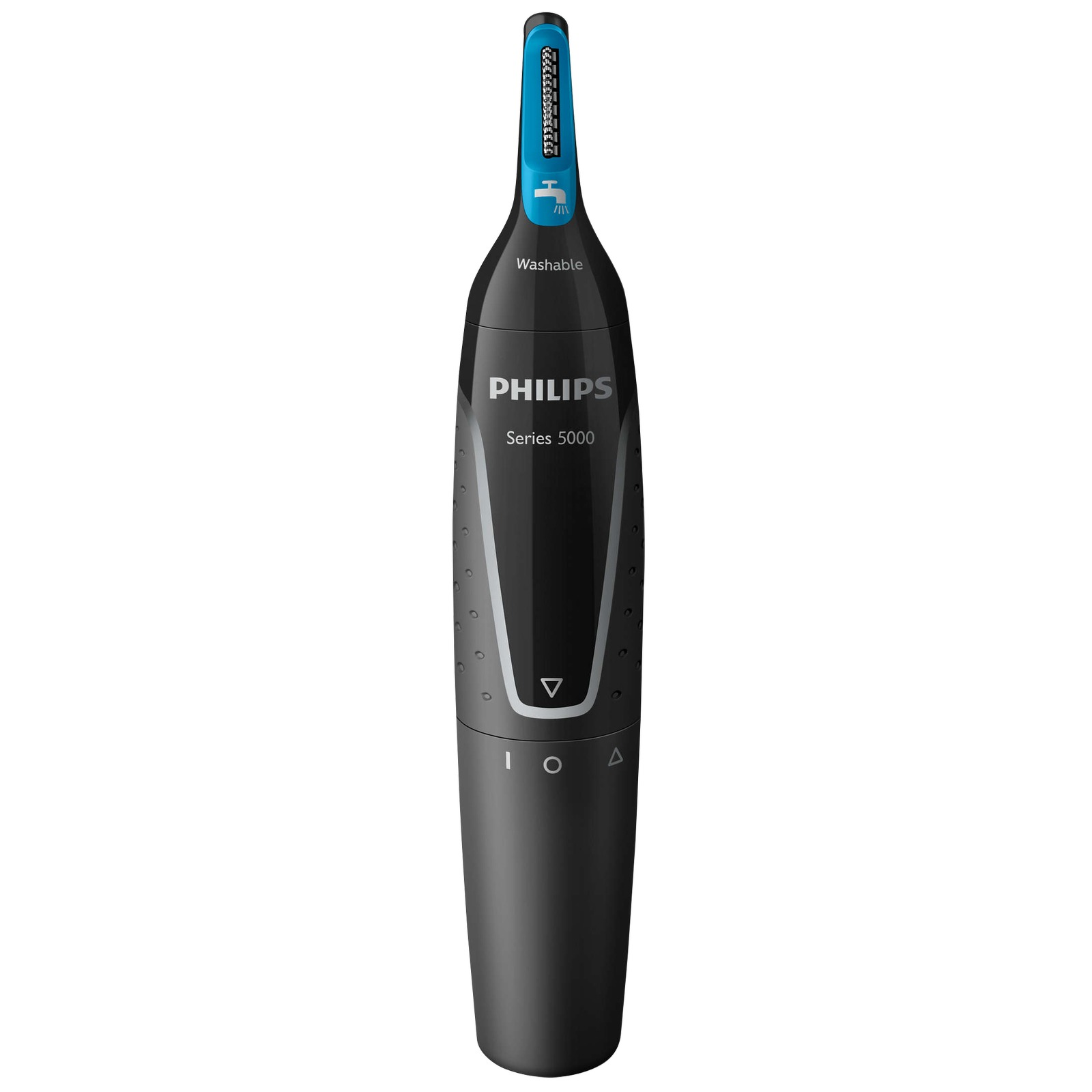 Philips Trimmers Nosetrimmer系列5000温和的鼻子、颈部和侧边修剪器NT5171/15