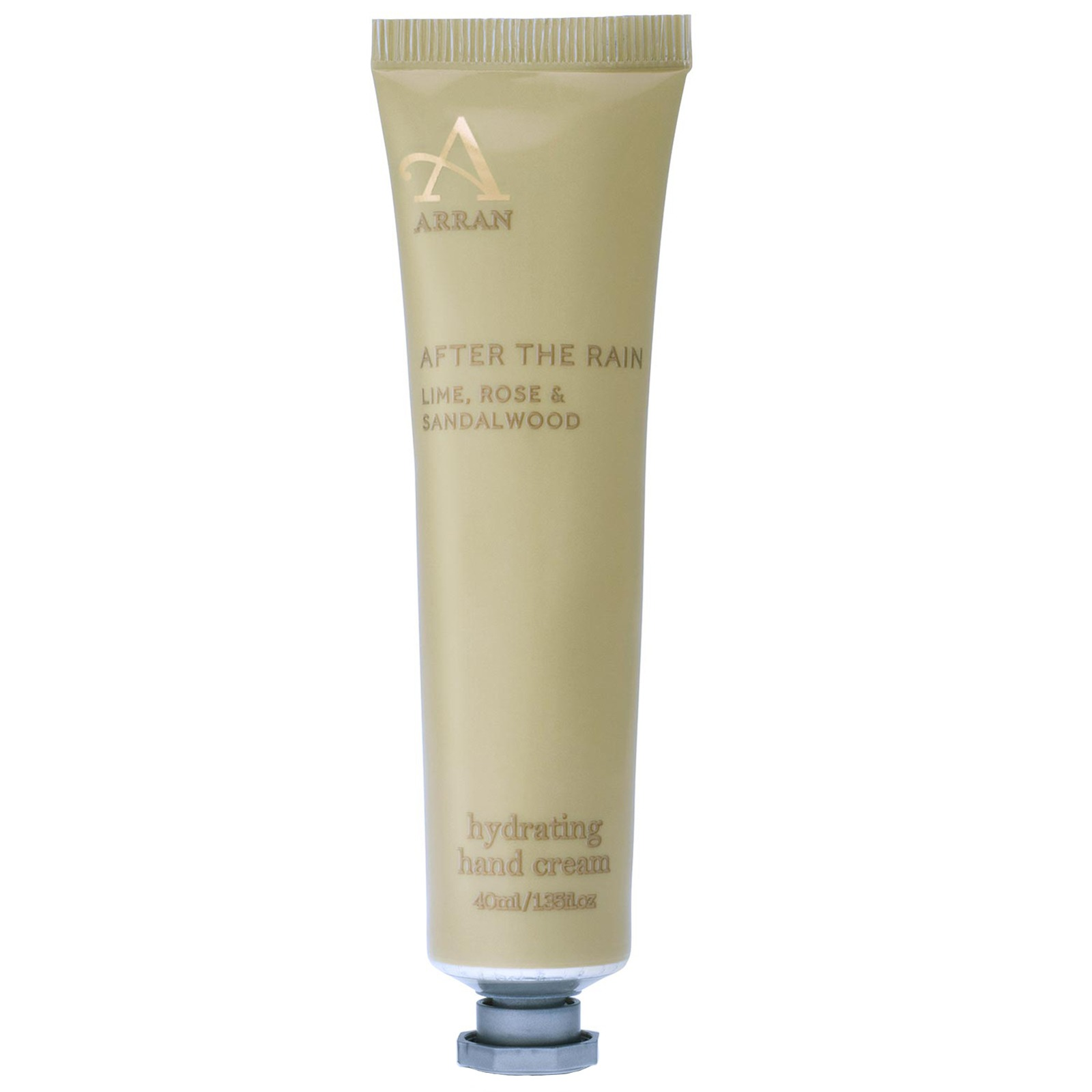 ARRAN Sense of Scotland After The Rain - Lime, Rose, & Sandalwood Hydrating Hand Cream 40ml