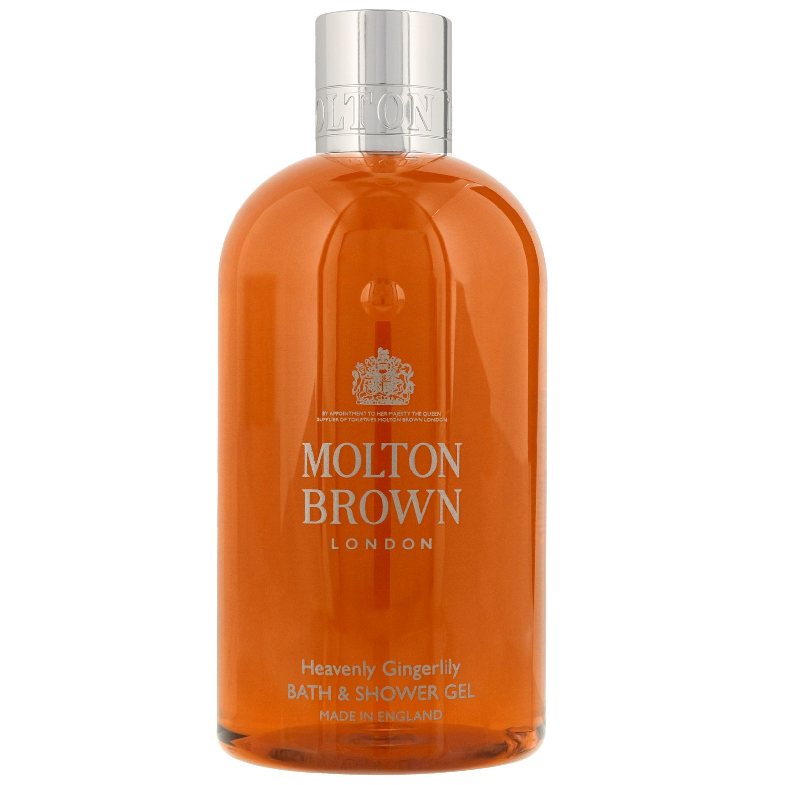 Molton Brown Heavenly Gingerlily Bath & Shower Gel 300ml