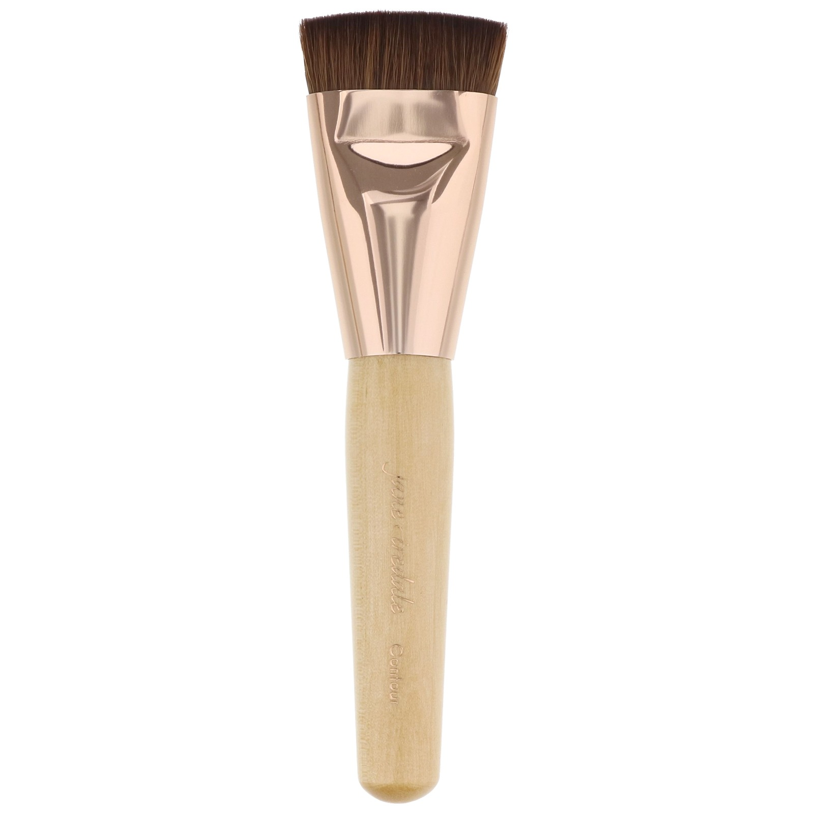 Jane Iredale Brushes Contour Brush Rose Gold