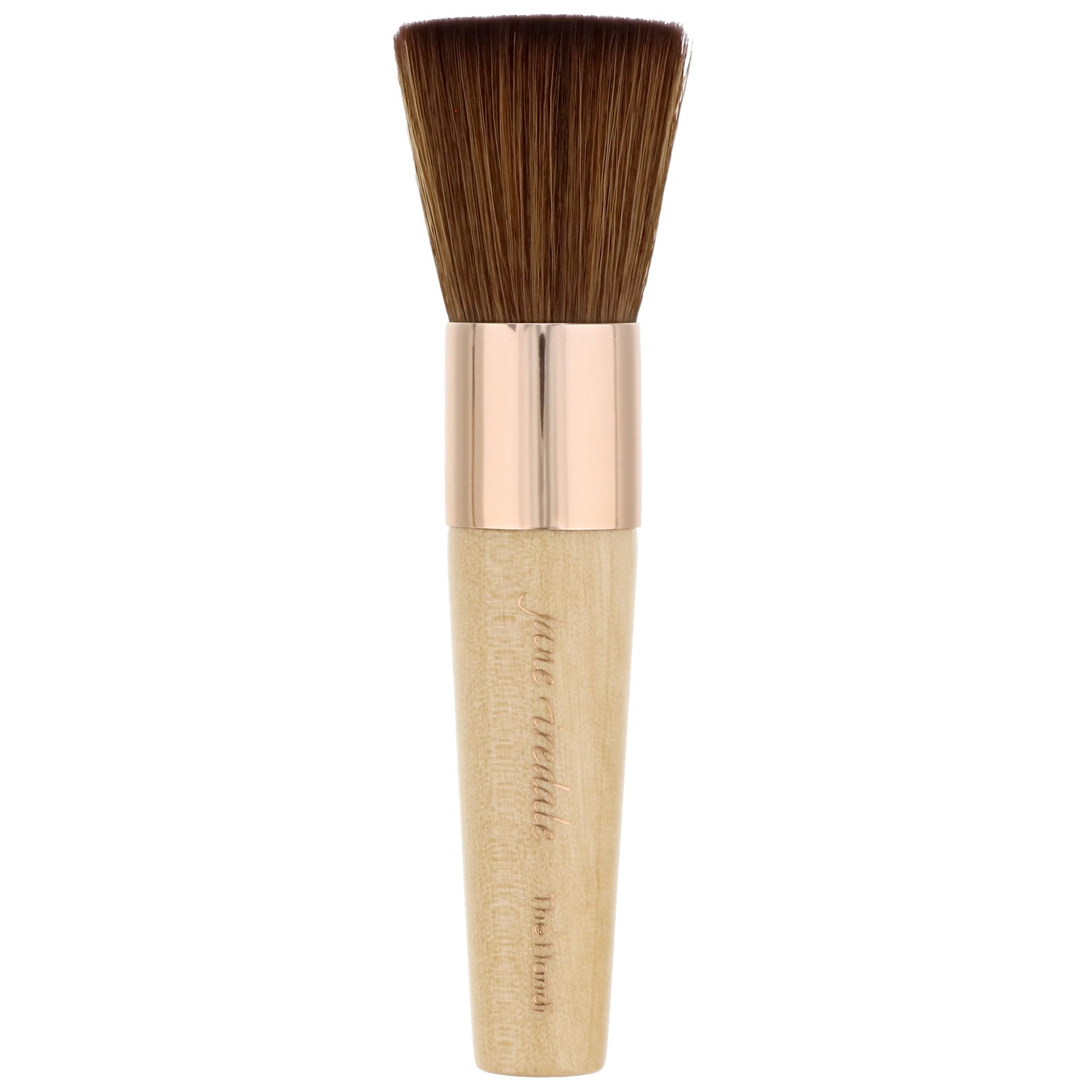 Jane Iredale Brushes The Handi Brush Rose Gold
