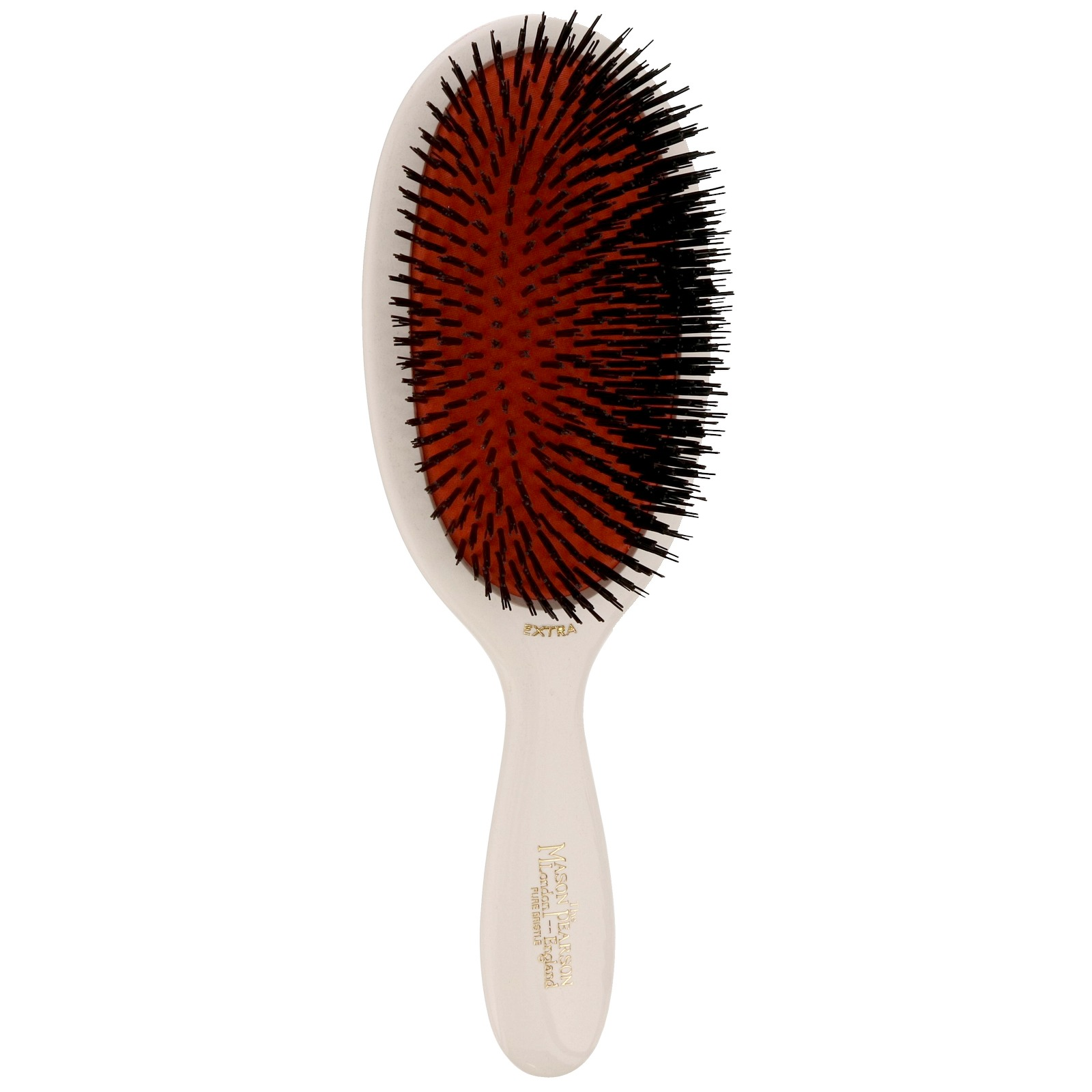 Mason Pearson Pure Boar Bristle Large Extra Brush White B1