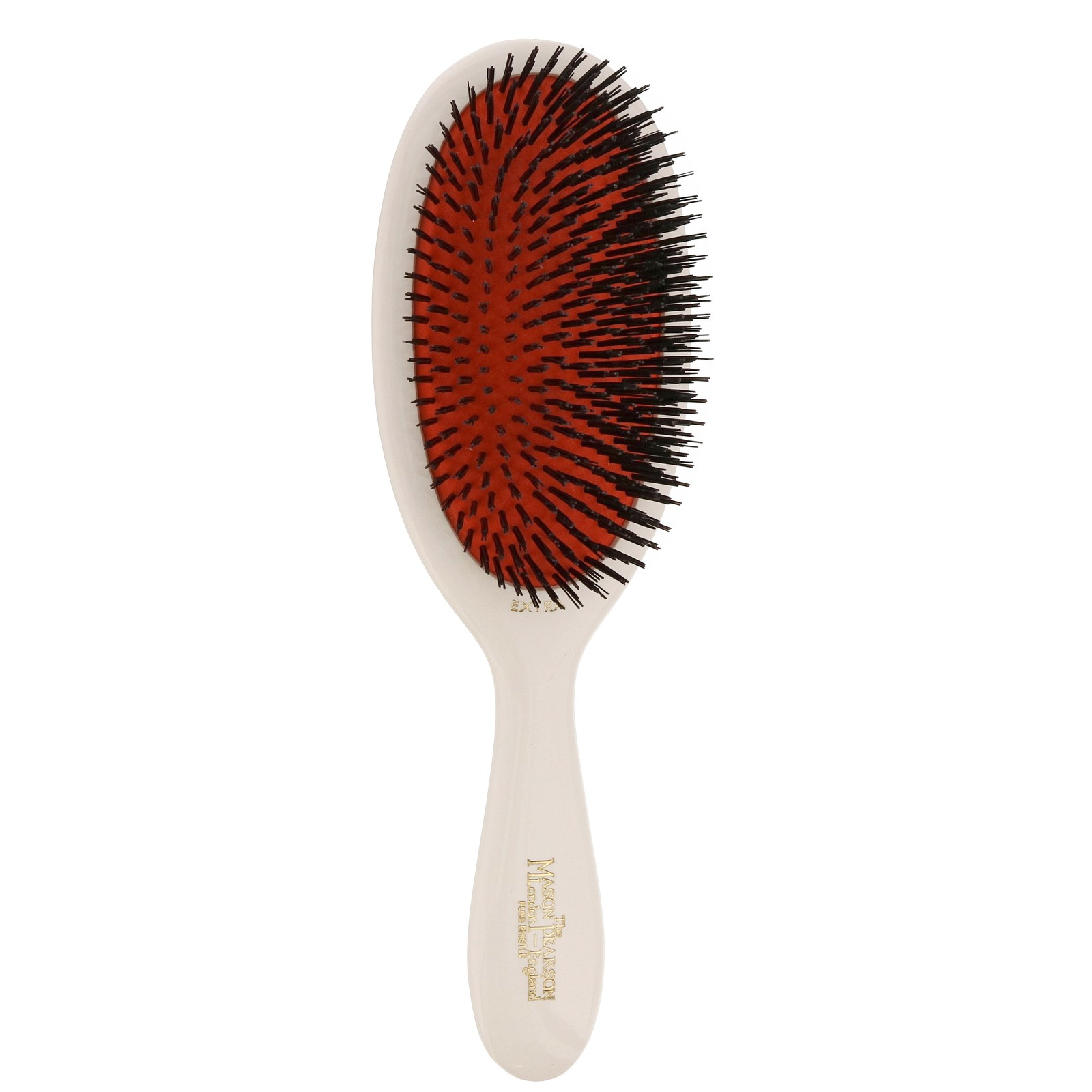 Mason Pearson Pure Boar Bristle Medium Brush Ivory B2
