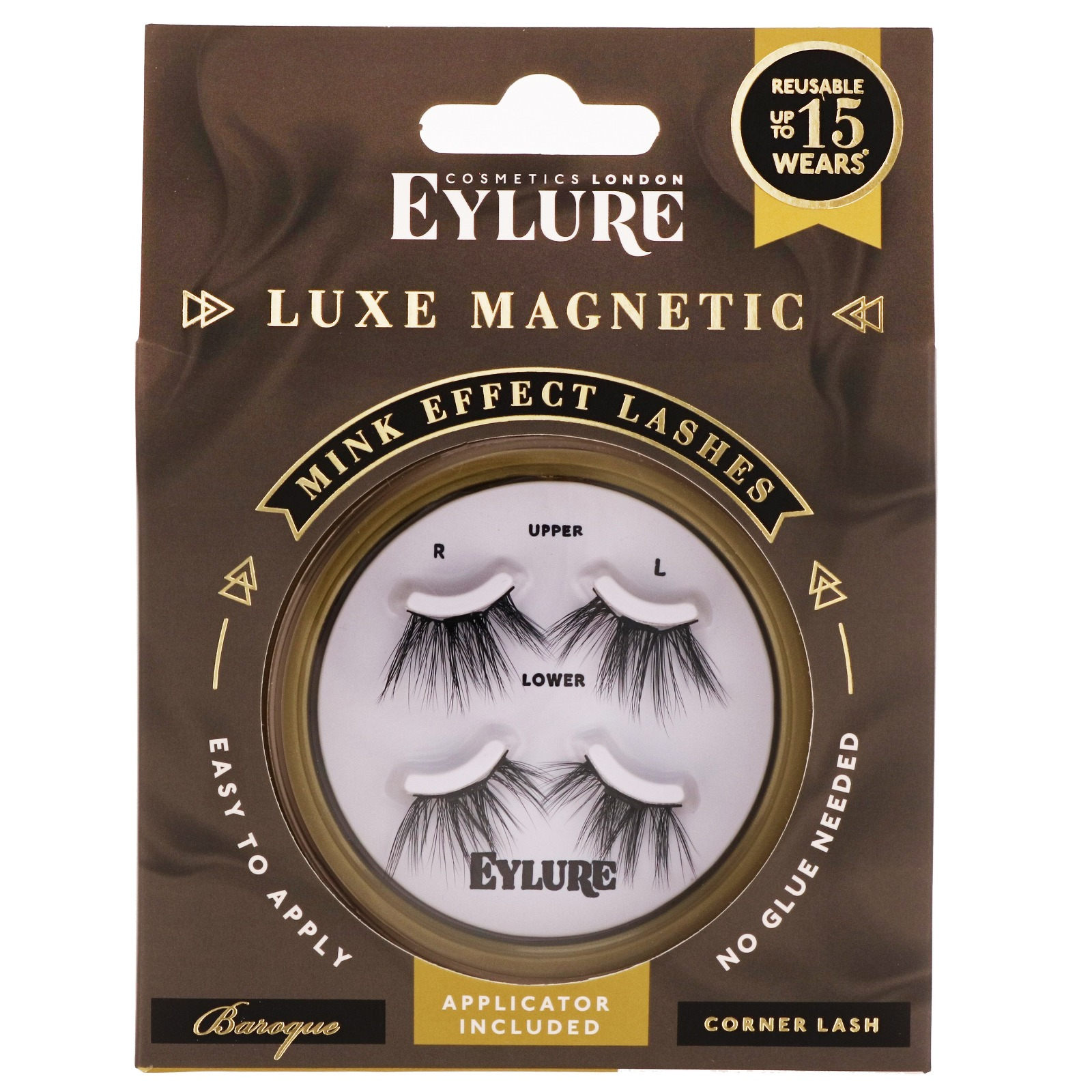 Eylure Magnetic Lashes Baroque Corner