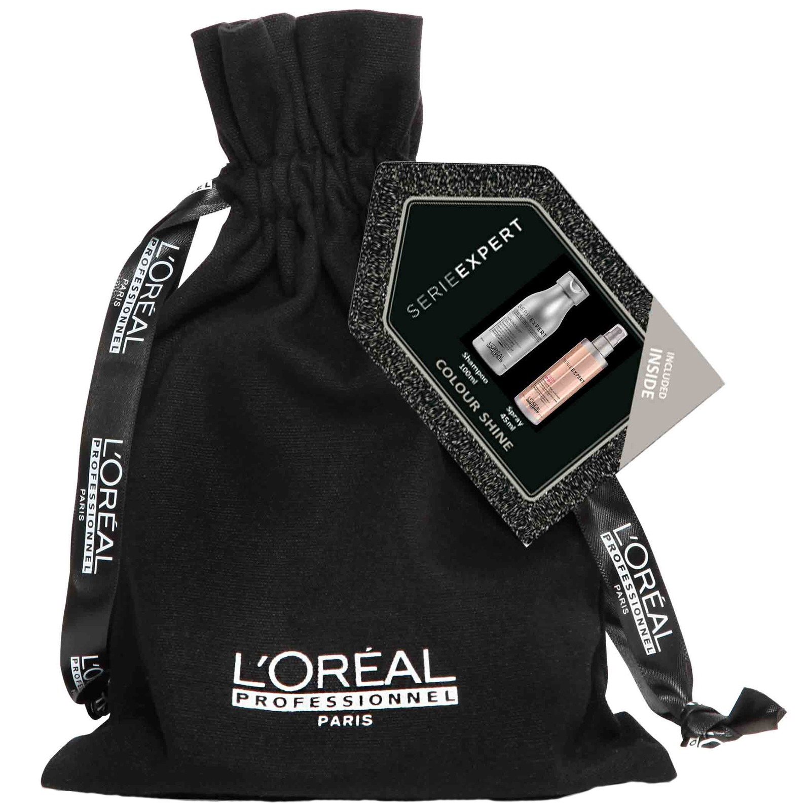 L'Oréal Professionnel SERIE EXPERT Colour Shine Set