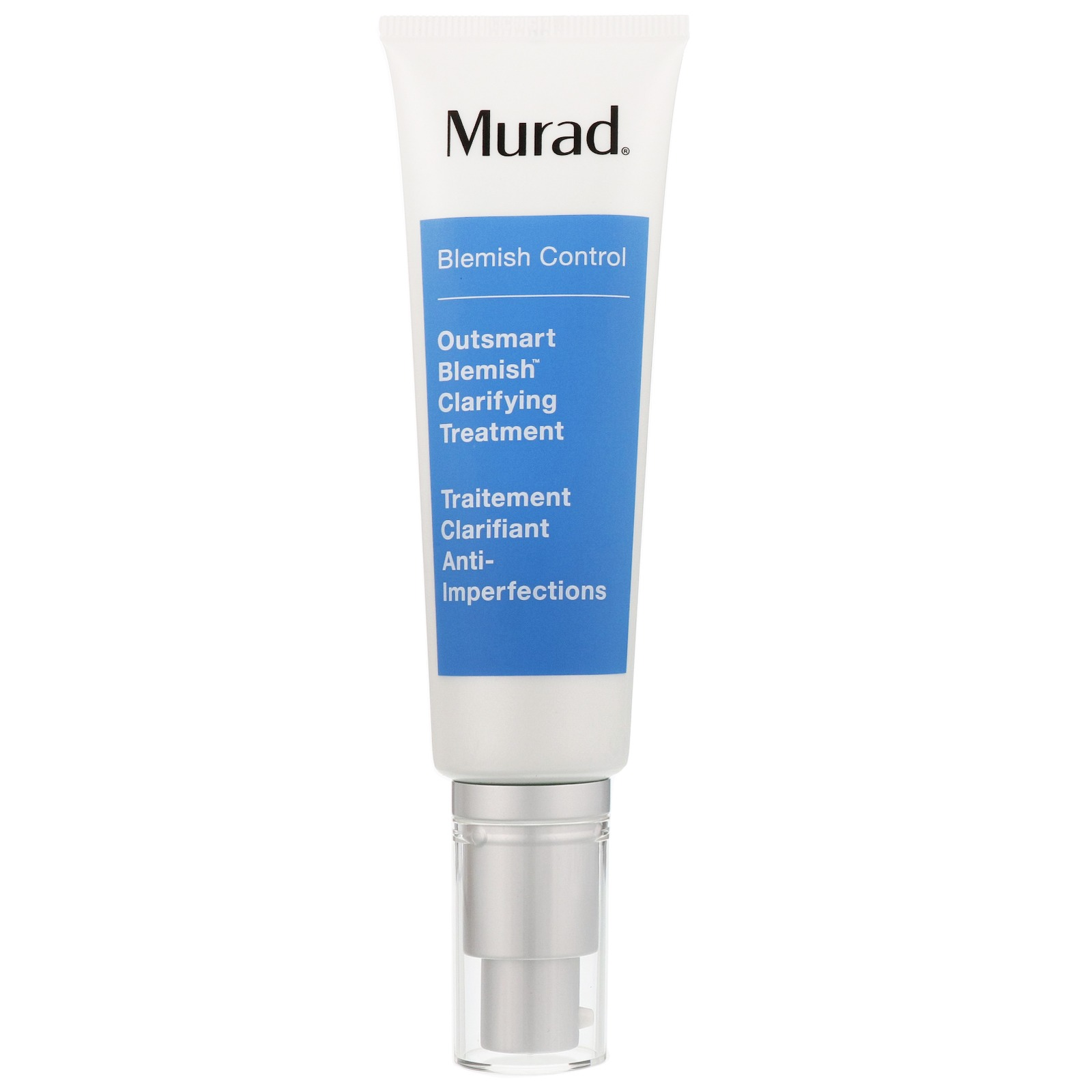 Murad Blemish Control Outsmart Blemish Clarifying Treatment 50ml