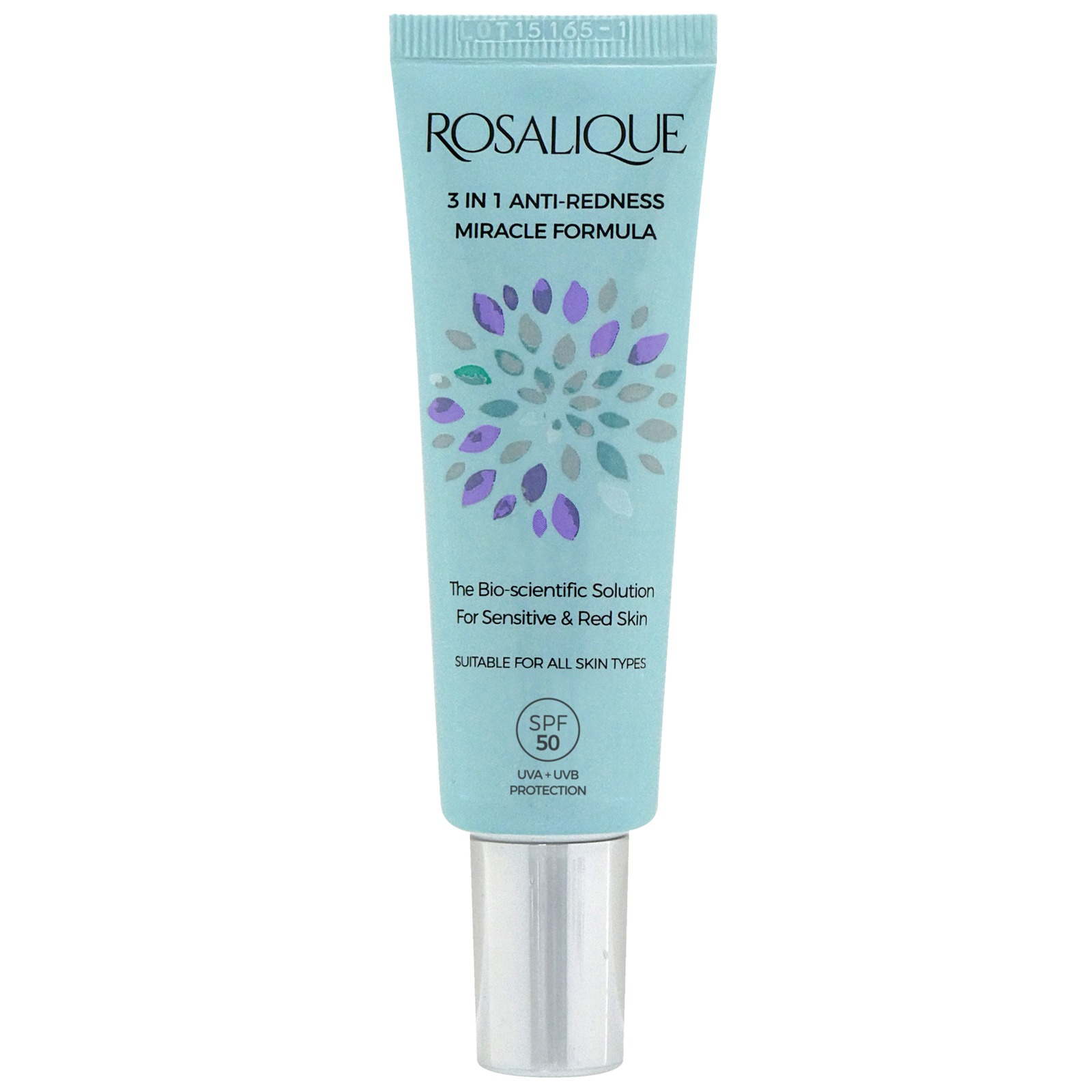 Rosalique Skincare 3 in 1 Anti-Redness Miracle Formula SPF25 30ml