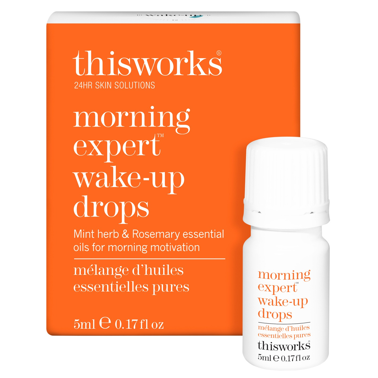 thisworks Skincare Morning Expert Wake Up Drops 5ml