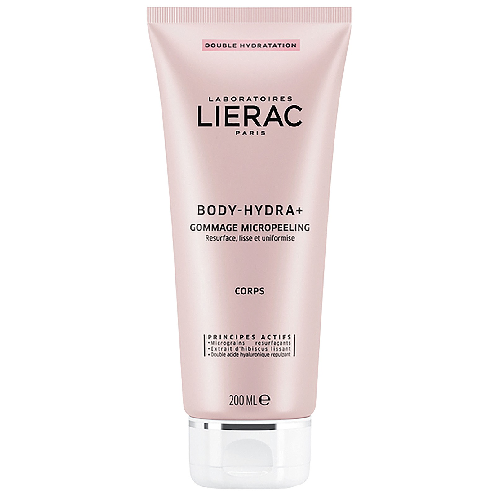 Lierac Body-Hydra+ Micropeeling Scrub 200ml