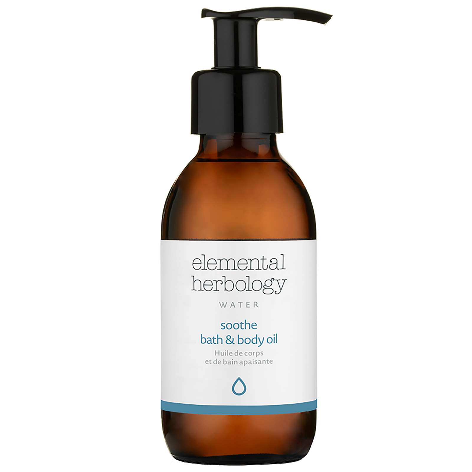 Elemental Herbology Five Element Bath & Body Oils  Water Soothe 145ml