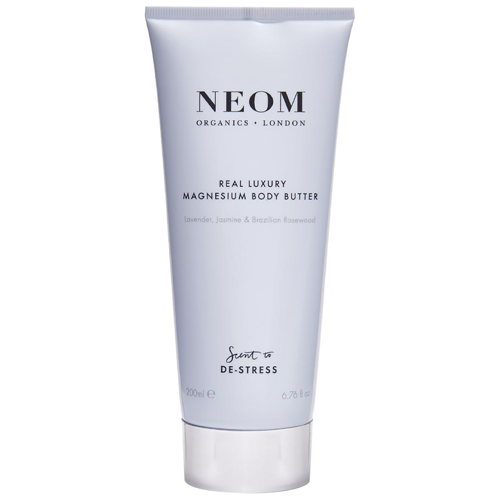 Neom Organics London Scent To De-Stress Real Luxury Magnesium Body Butter 200ml