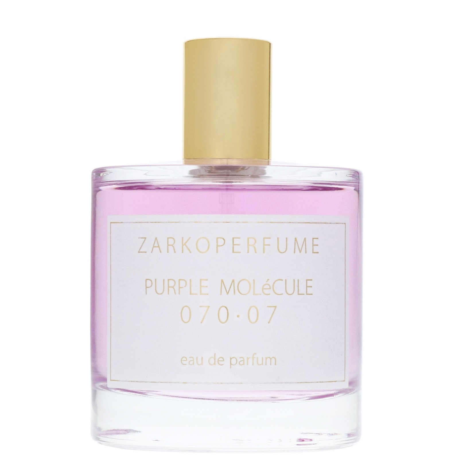 ZARKOPERFUME  Purple Molecule Eau de Parfum Spray 100ml