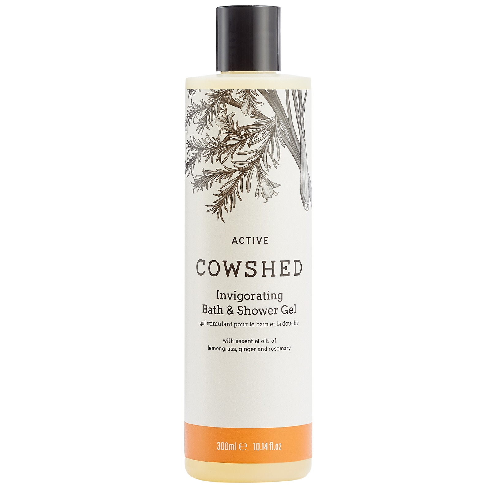 Cowshed Active Invigorating Bath & Shower Gel 300ml