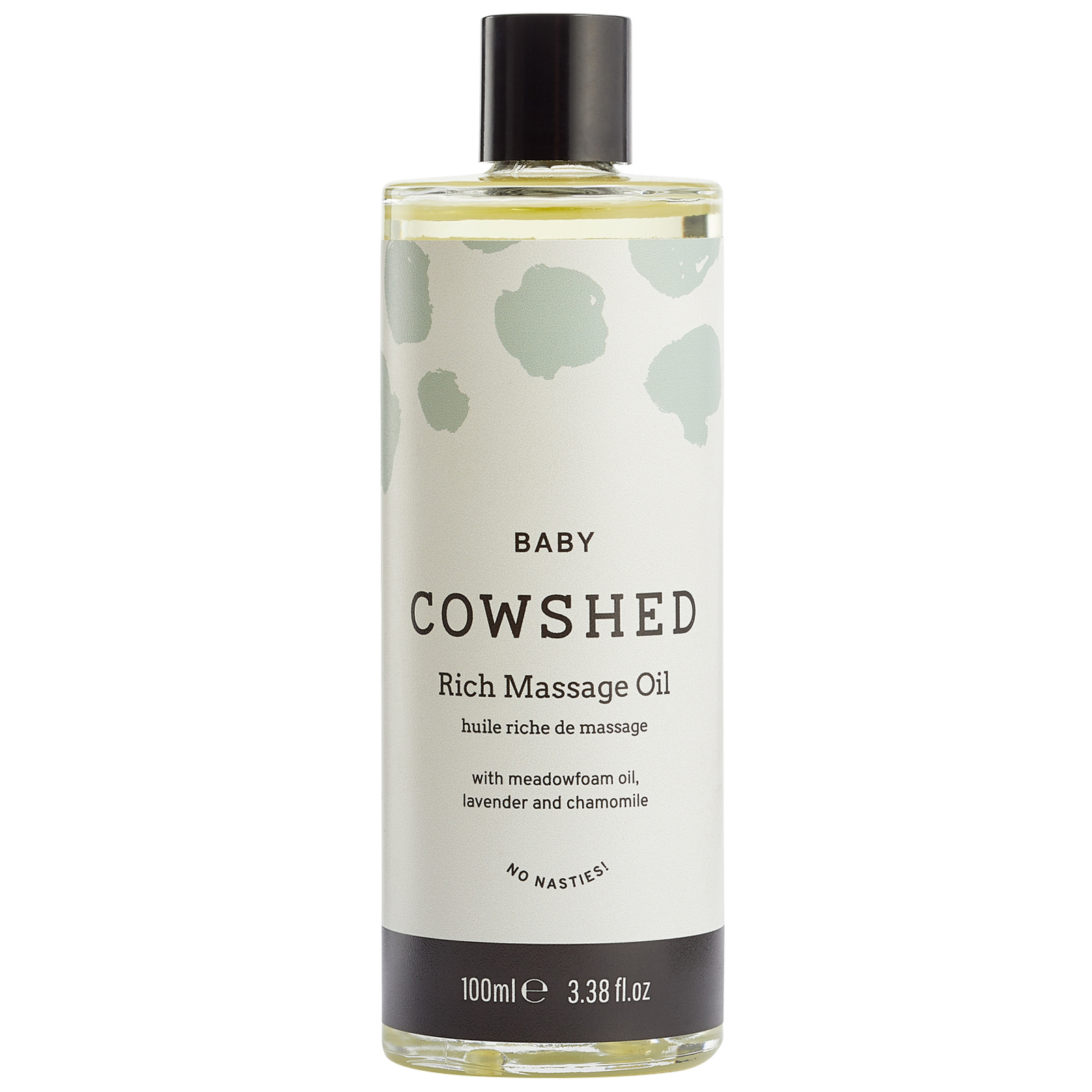 Cowshed Mother & Baby Baby Rich Massage Oil 100ml