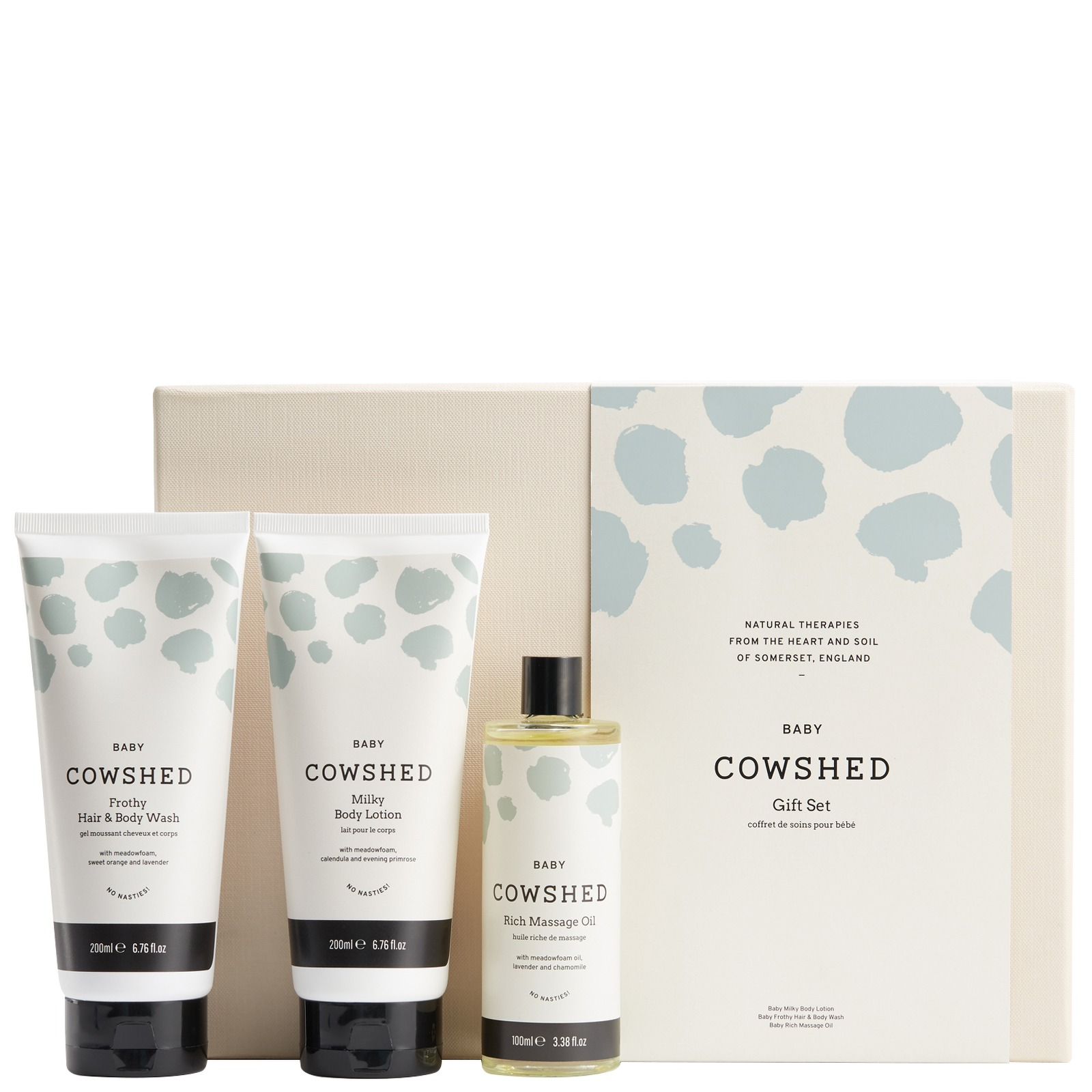 Cowshed Gifts & Collections Baby Set