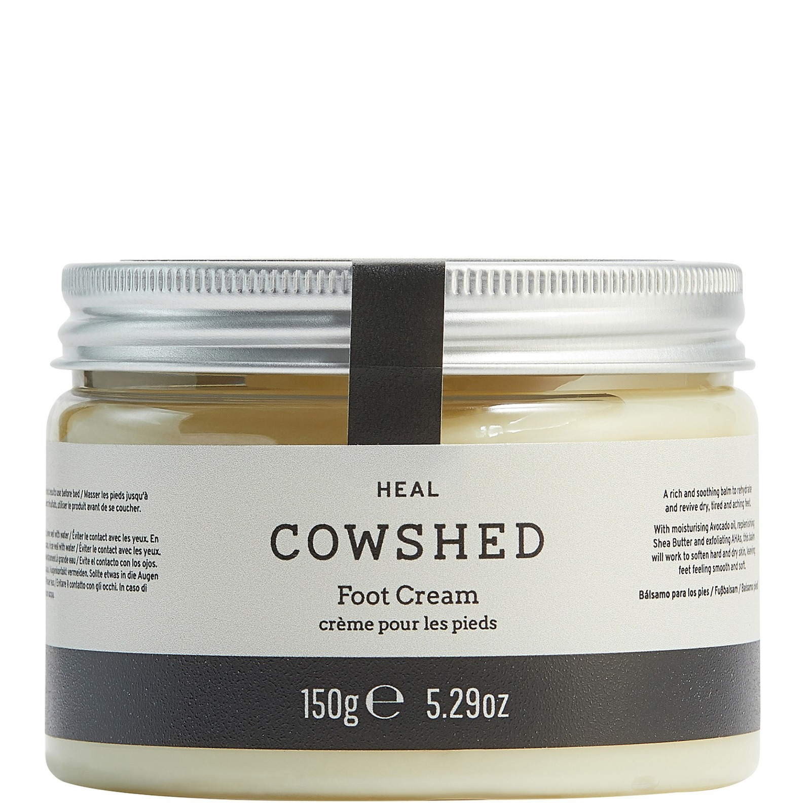 Cowshed Body Heal Foot Cream 150g