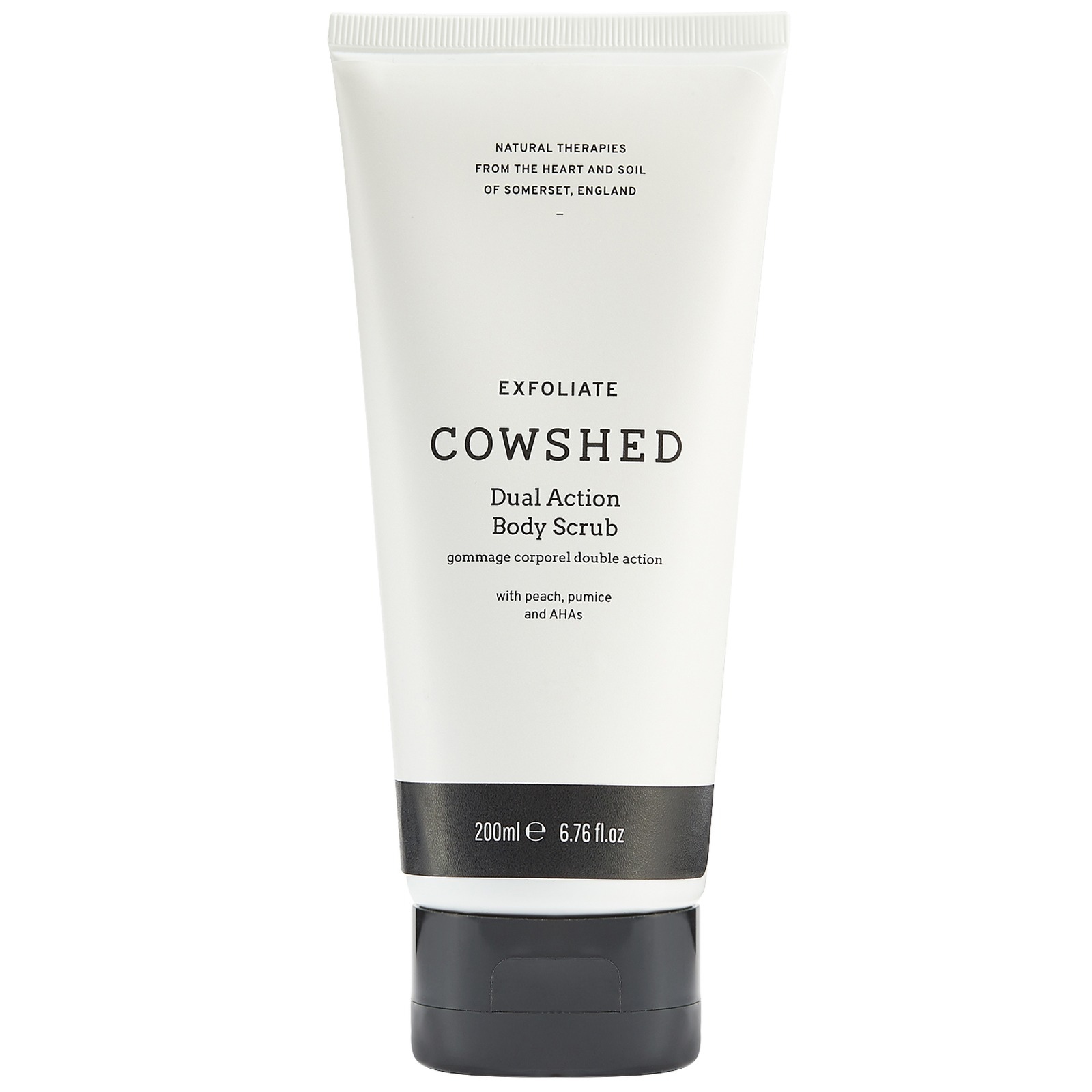 Cowshed Body Exfoliate Dual Action Body Scrub 200ml