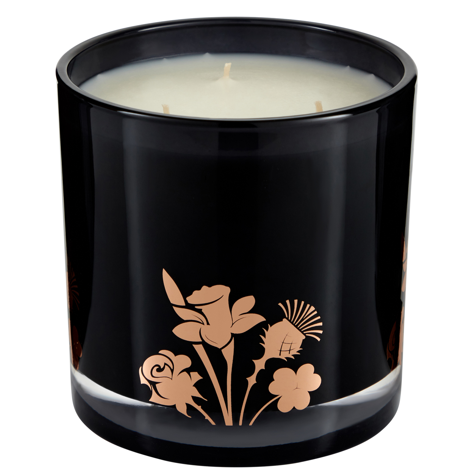 Noble Isle Christmas 2020 Fireside Glow Three Wick Candle 640g