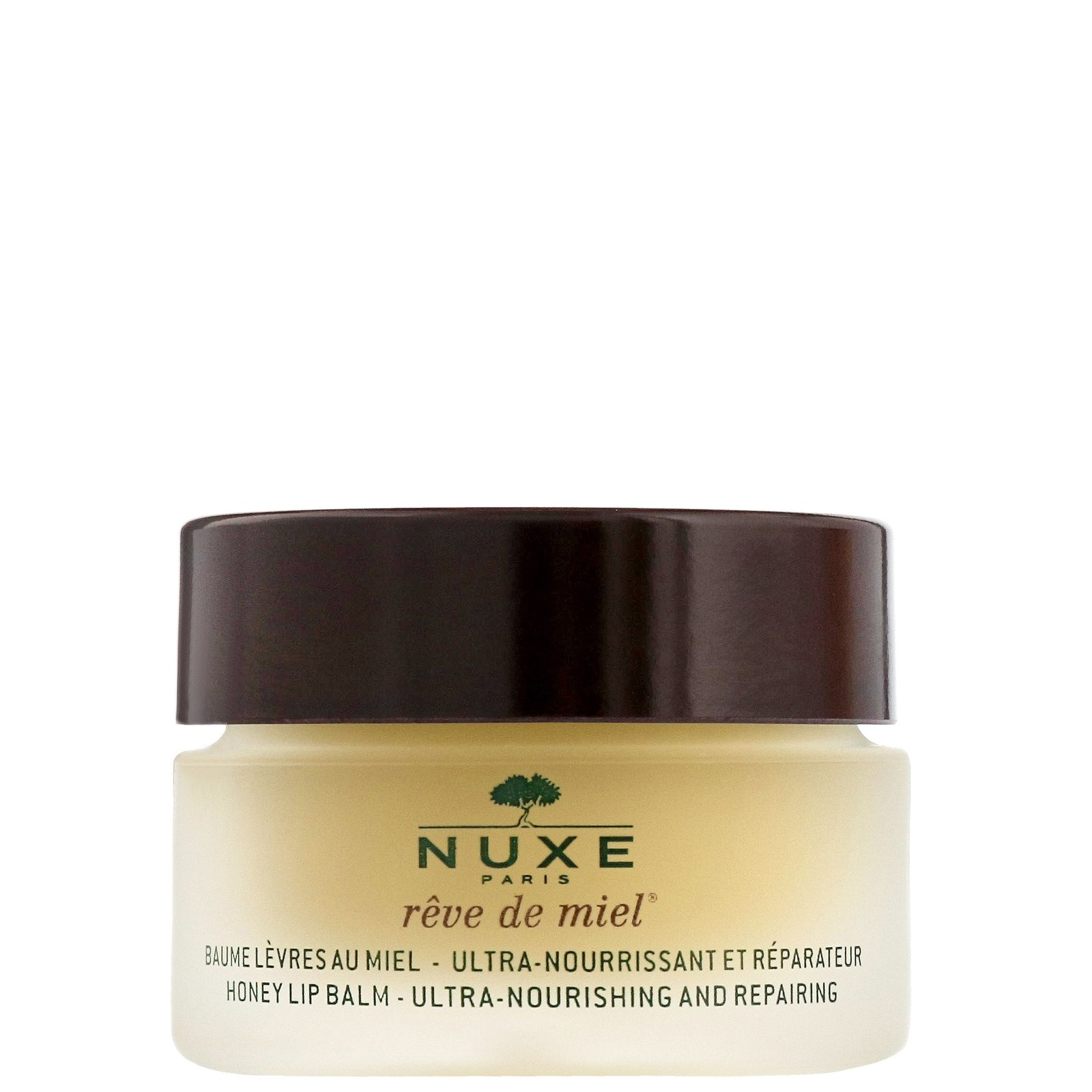 Nuxe Reve de Miel Ultra Nourishing and Repairing Honey Lip Balm 15g