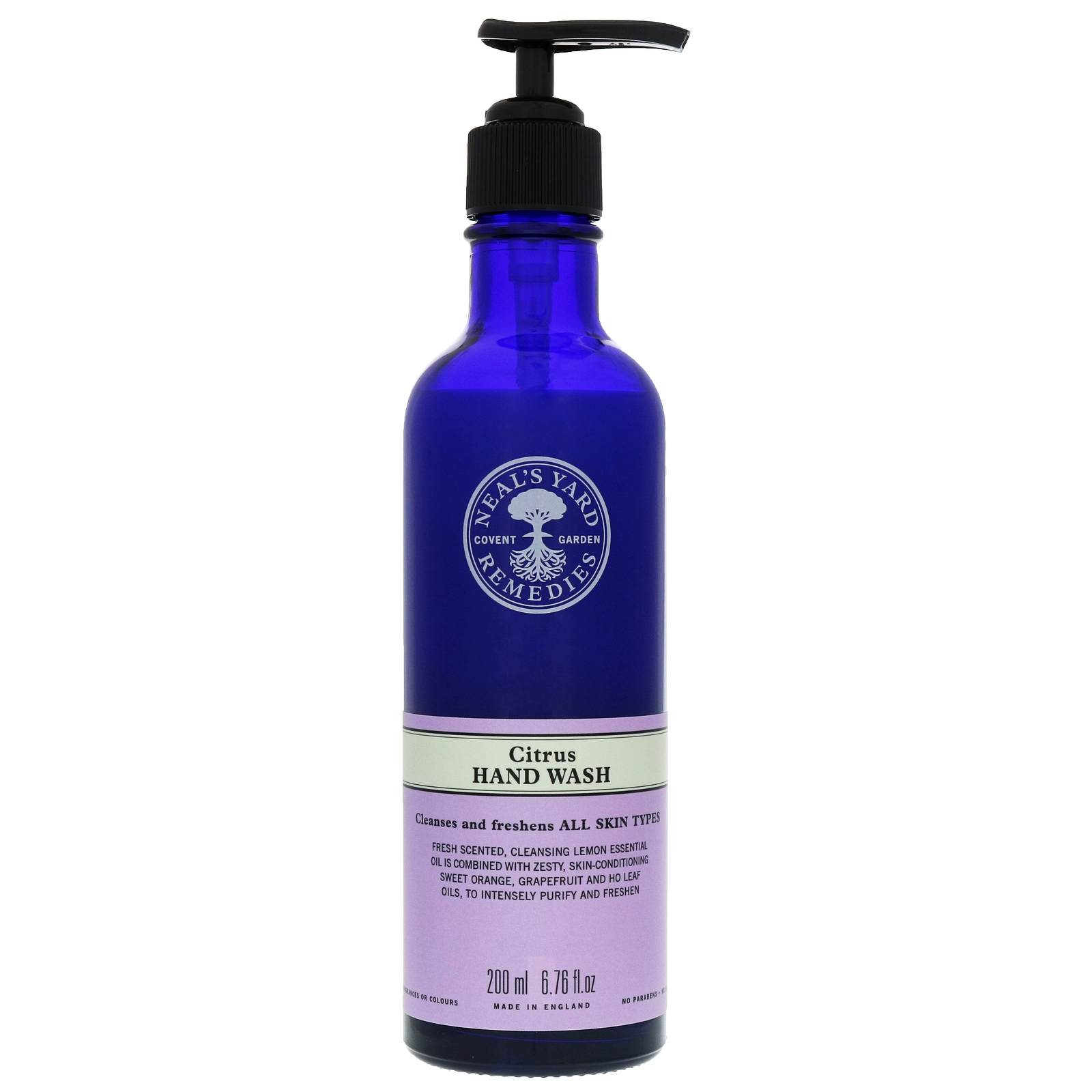 Neal's Yard Remedies Hand Care Citrus Hand Wash 200ml