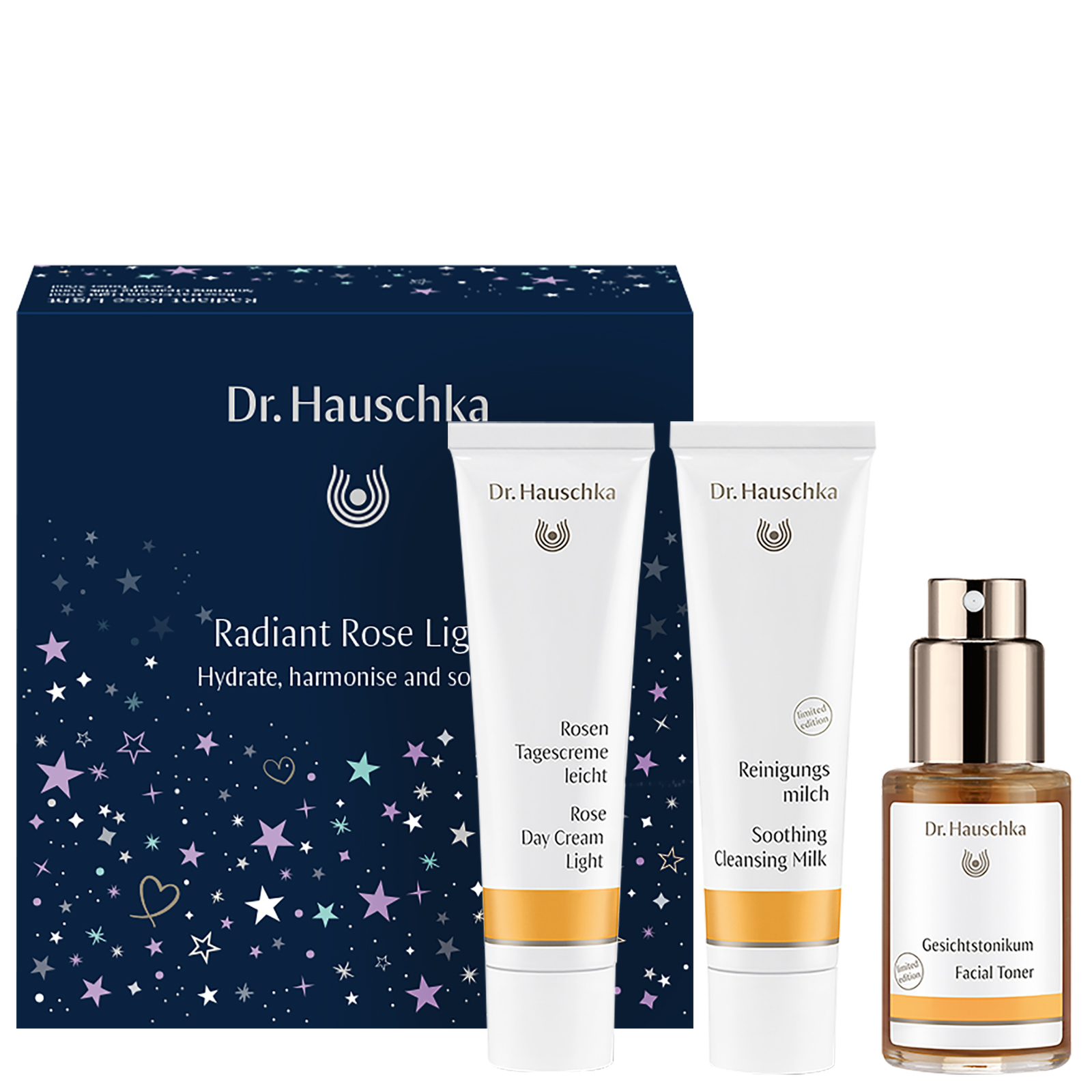 Dr. Hauschka Gifts & Accessories  Radiant Rose Light Kit