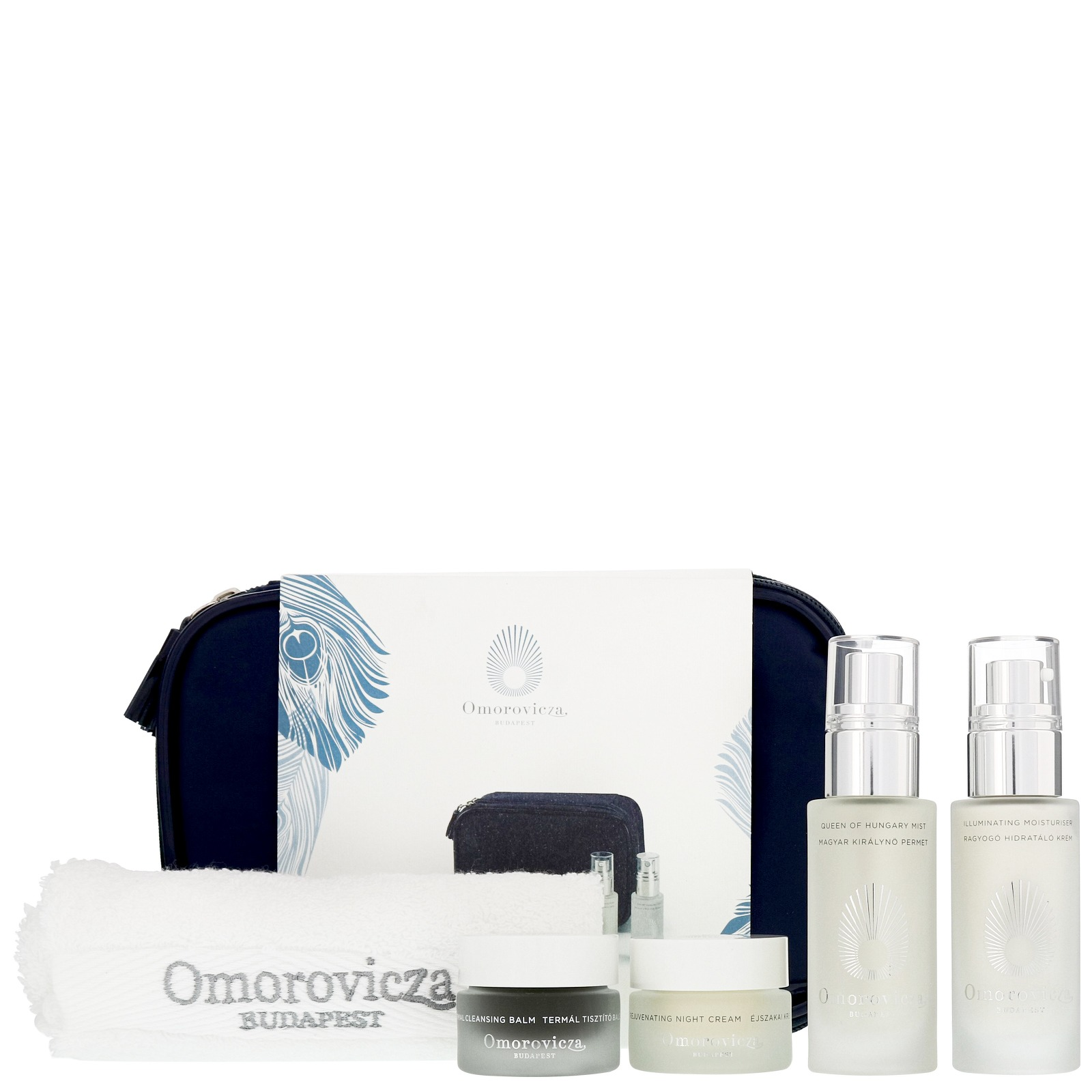 Omorovicza Budapest Sets Omorovicza Essentials Set