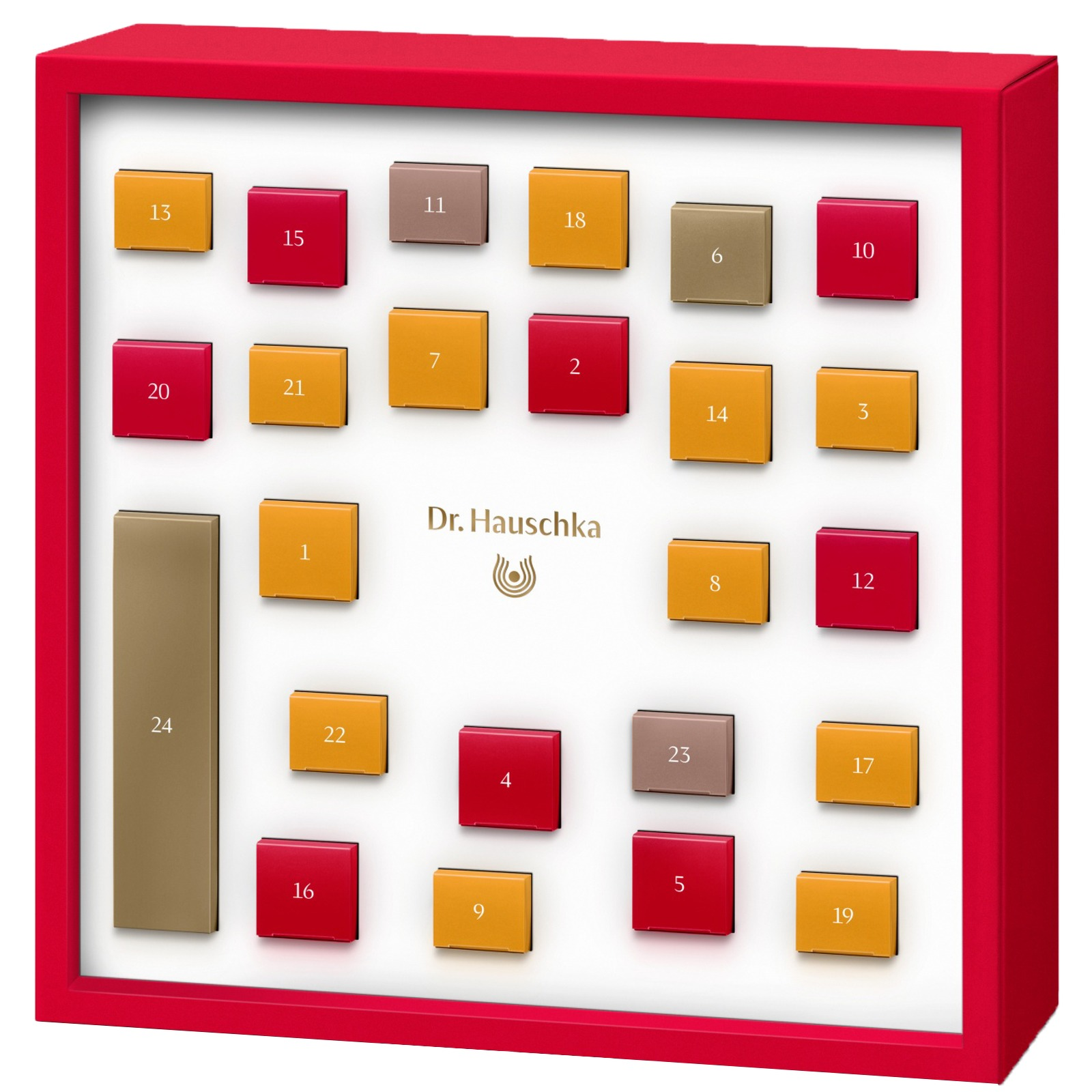 Advent Calendar by Dr. Hauschka