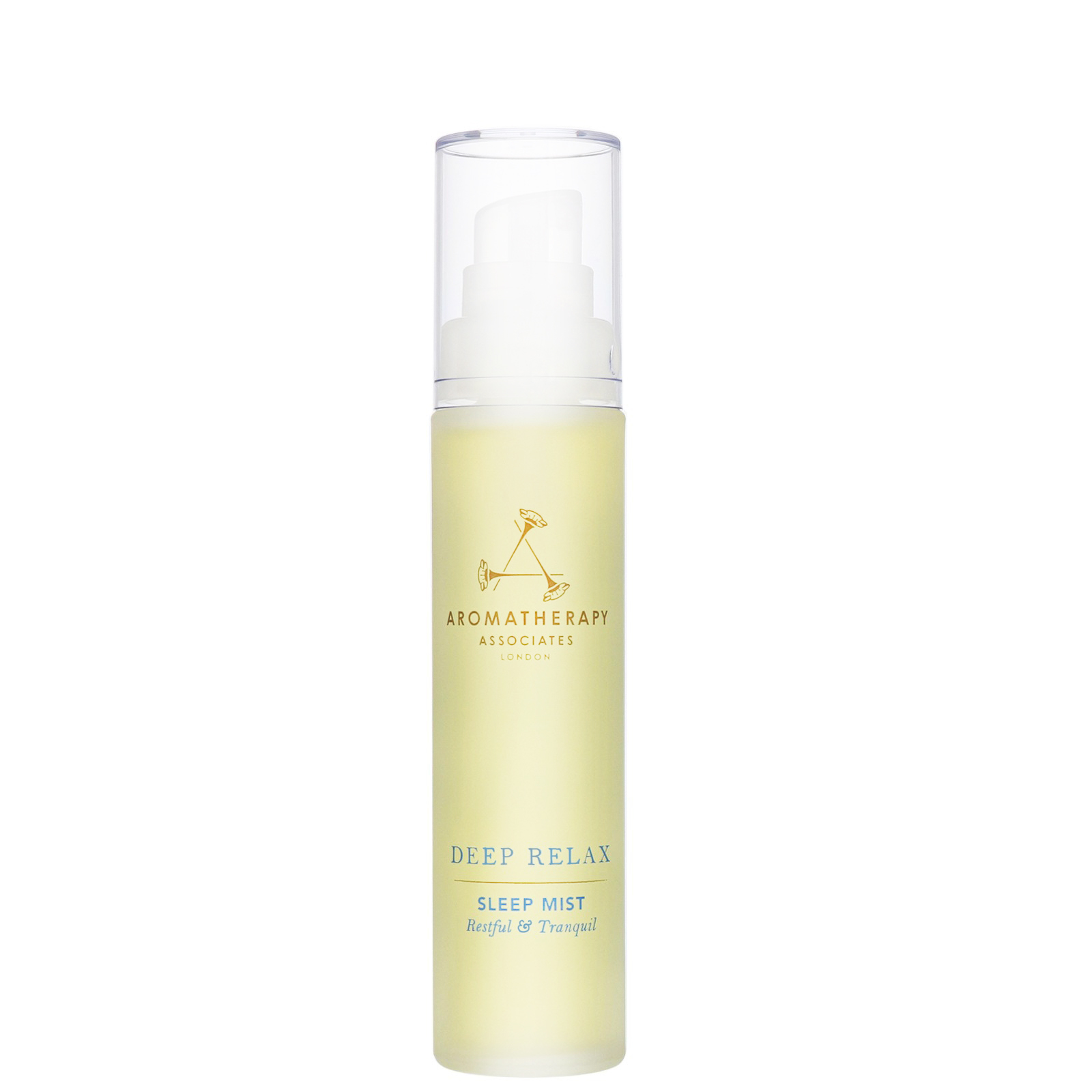 Aromatherapy Associates Bath & Body Deep Relax Sleep Mist 50ml