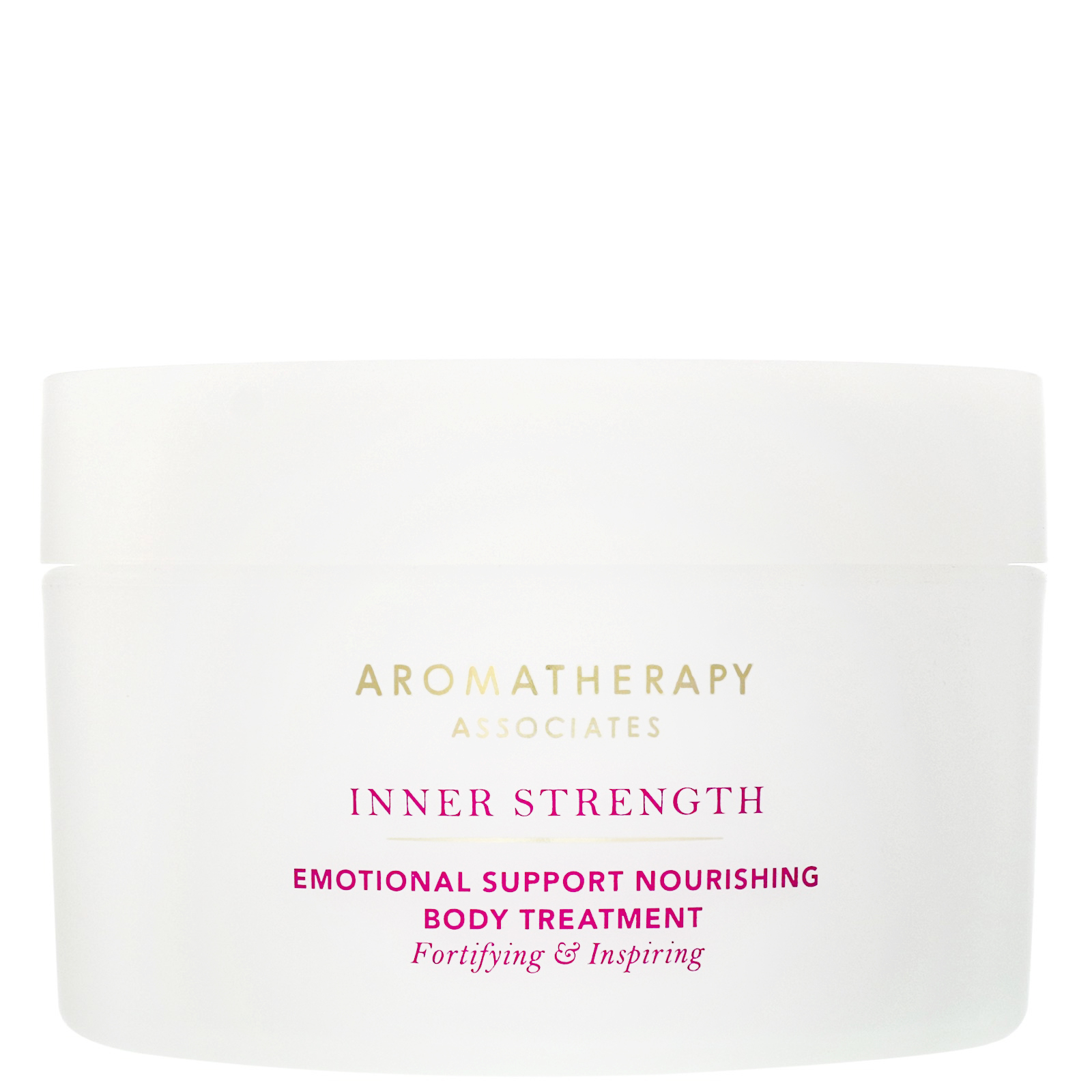 Aromatherapy Associates Inner Strength Emotional Support Nourishing Body Treatment 200ml