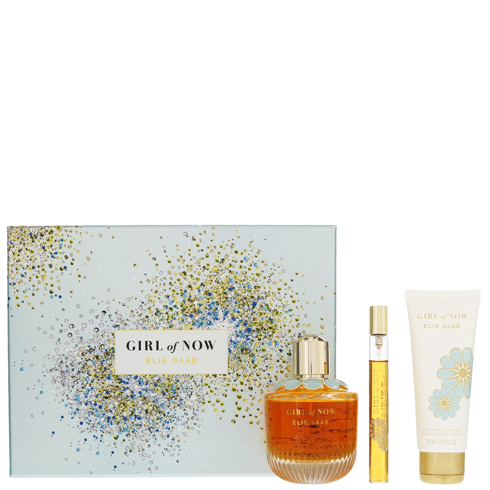 Elie Saab Girl Of Now Eau de Parfum Spray 90ml Gift Set