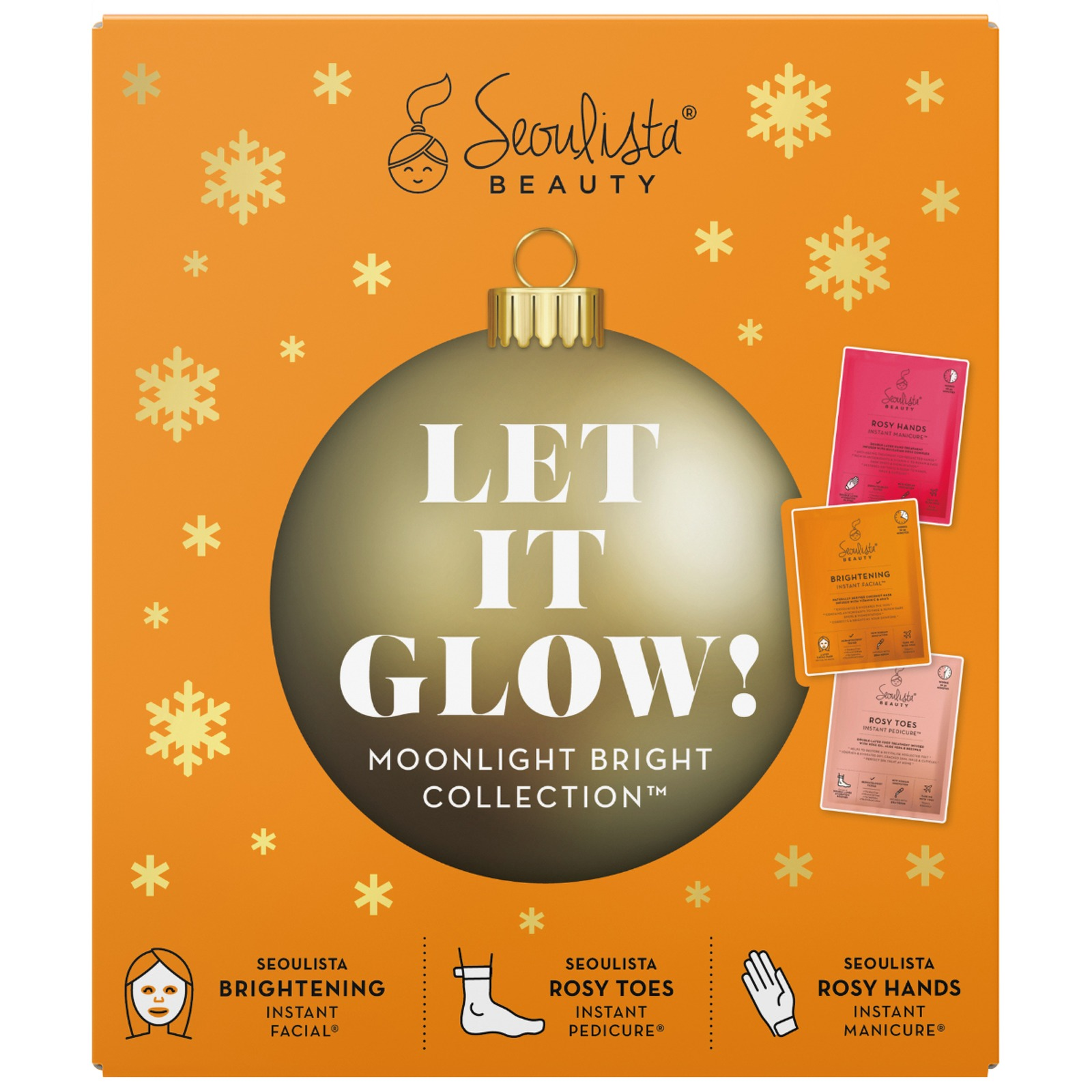 Seoulista Beauty Gifts & Sets Let It Glow Moonlight Bright Collection