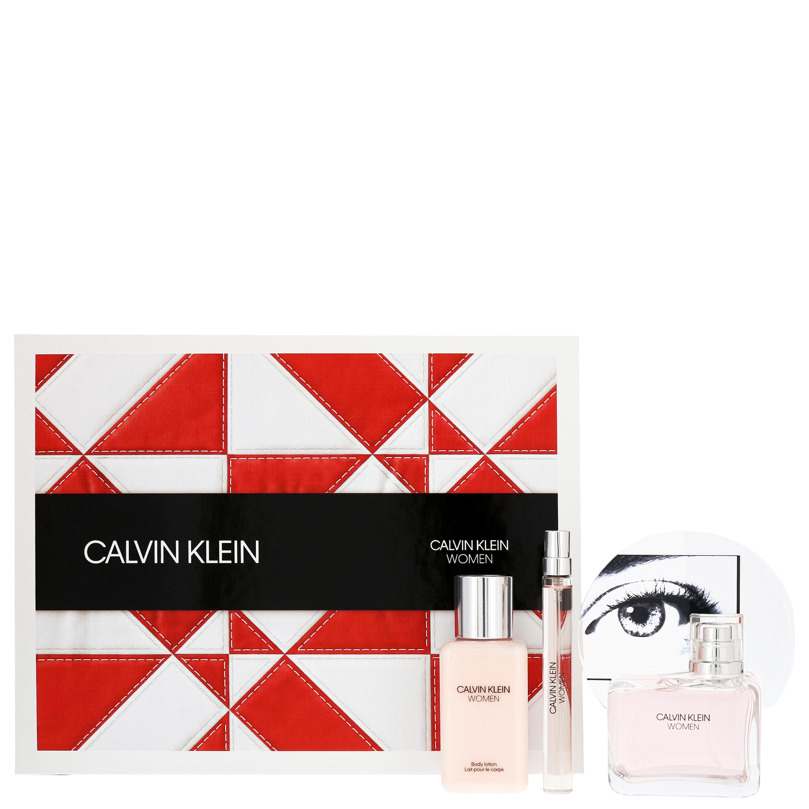 Calvin Klein Women Eau de Parfum Spray 100ml Gift Set