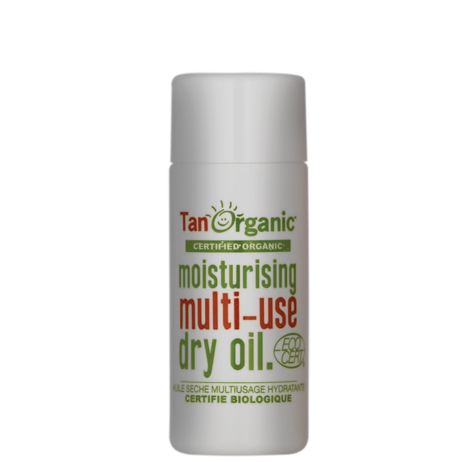 TanOrganic Moisturising Multi Use Dry Oil 25ml