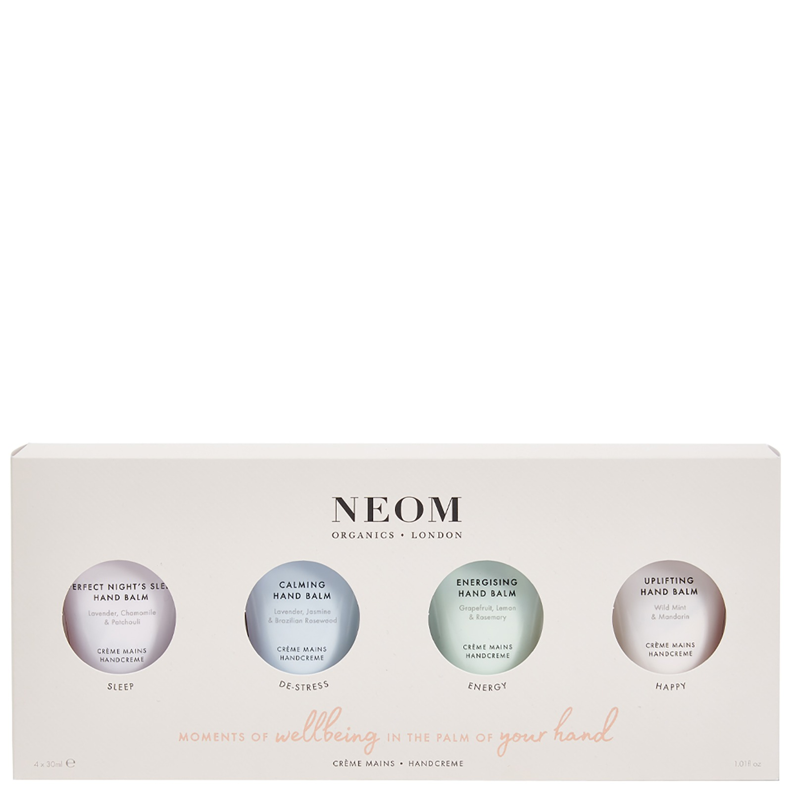 Neom Organics London Gifting & Accessories Moments of Wellbeing in the Palm of Your Hand