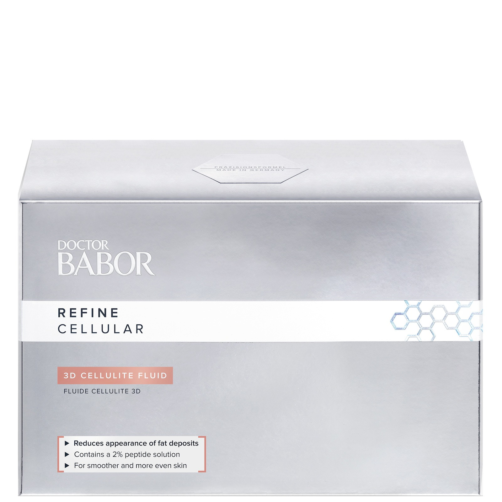 BABOR Doctor Babor Refine Cellular: 3D Cellulite Fluid Ampoules 14 x 10ml