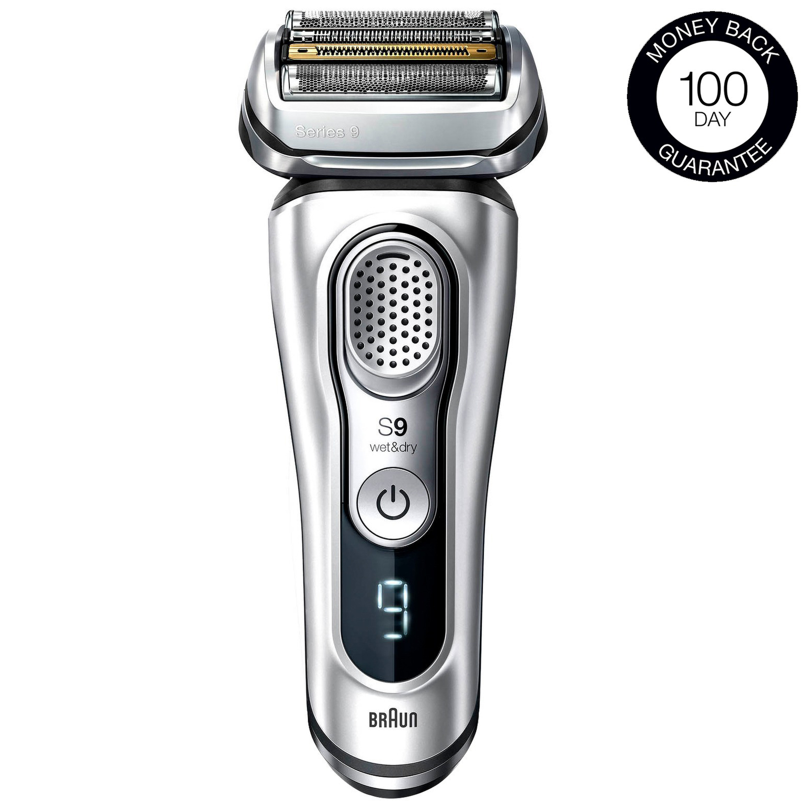 Braun Series Shavers Series 9 9390cc Wet & Dry Electric Shaver